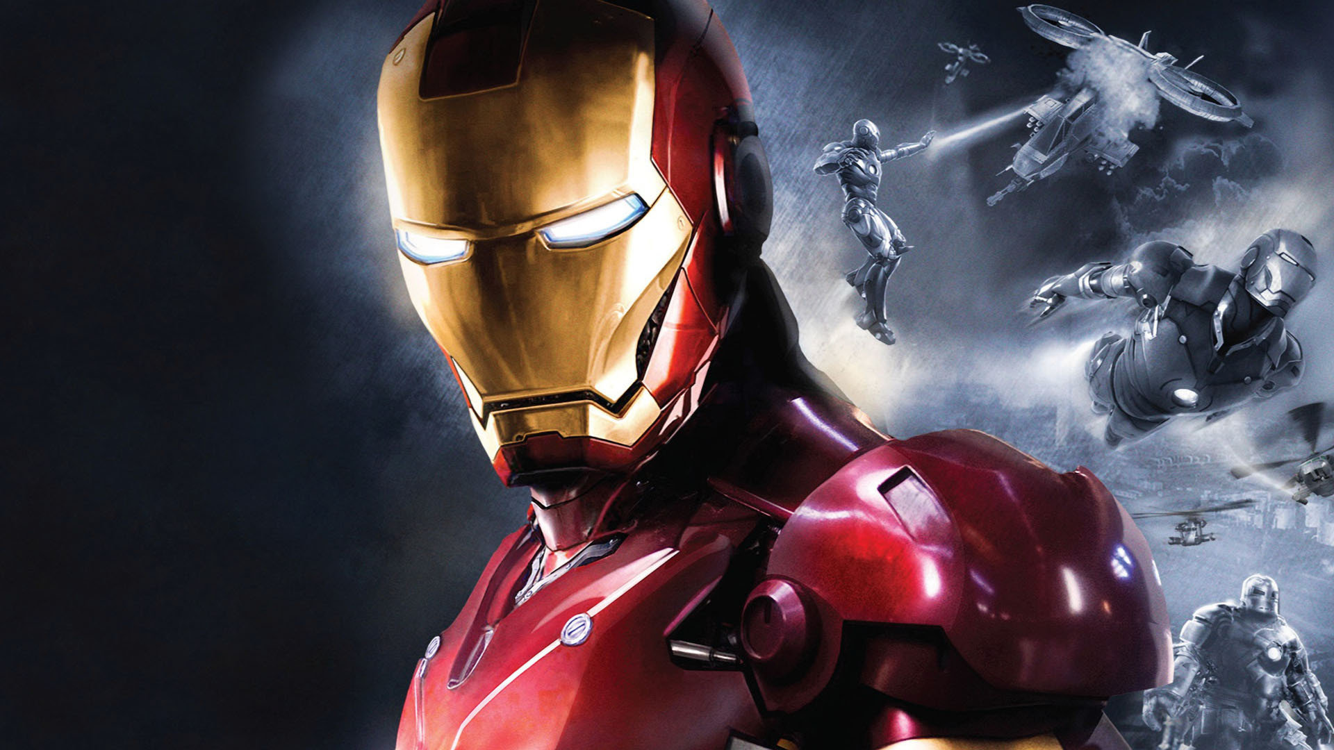 Free download Iron Man background ID:60 full hd 1080p for desktop