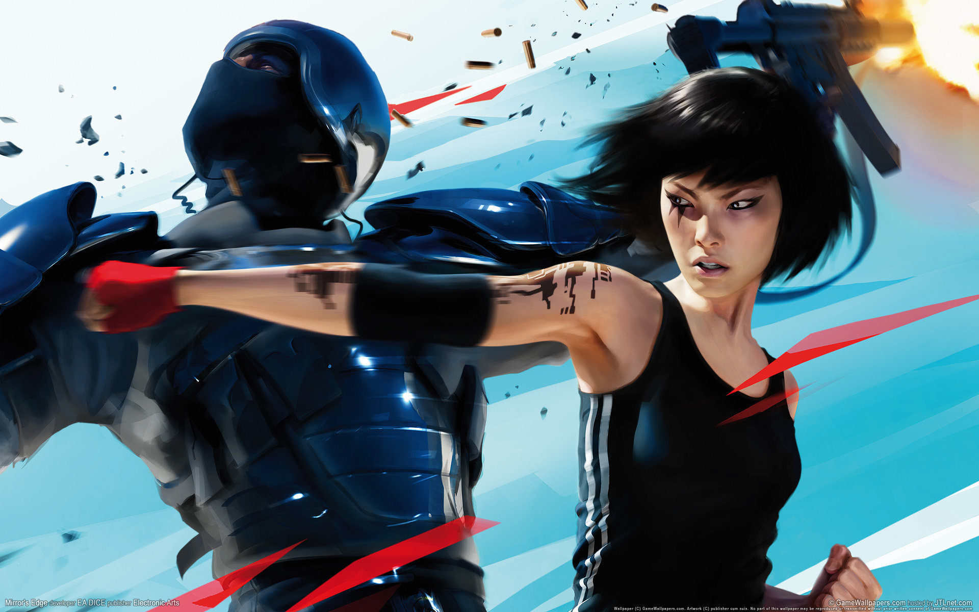 Awesome Mirror's Edge free wallpaper ID:324533 for hd 1920x1200 desktop