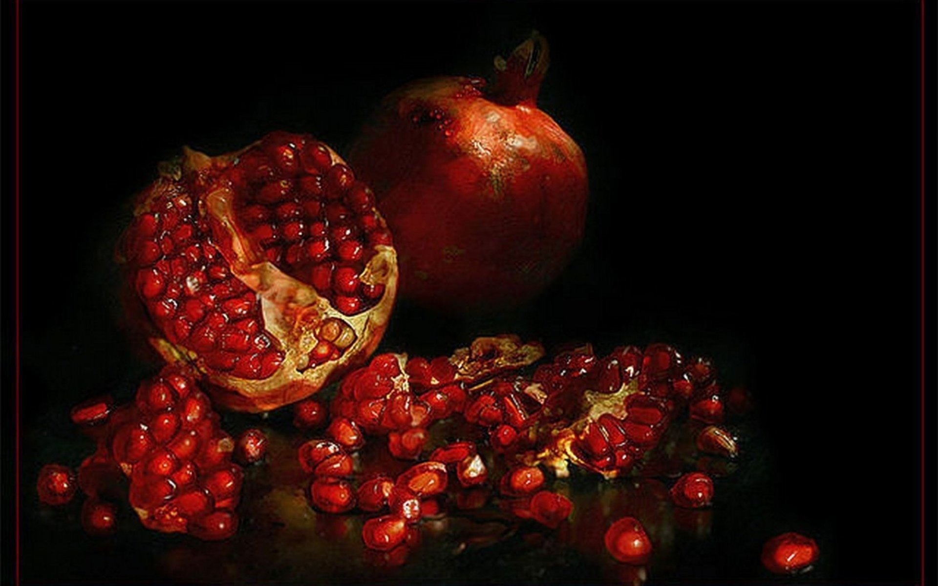 Best Pomegranate wallpaper ID:210421 for High Resolution hd 1920x1200 PC