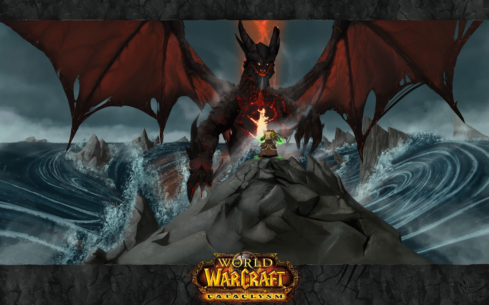 Free Download World Of Warcraft Cataclysm Wallpaper Id 62537 Hd