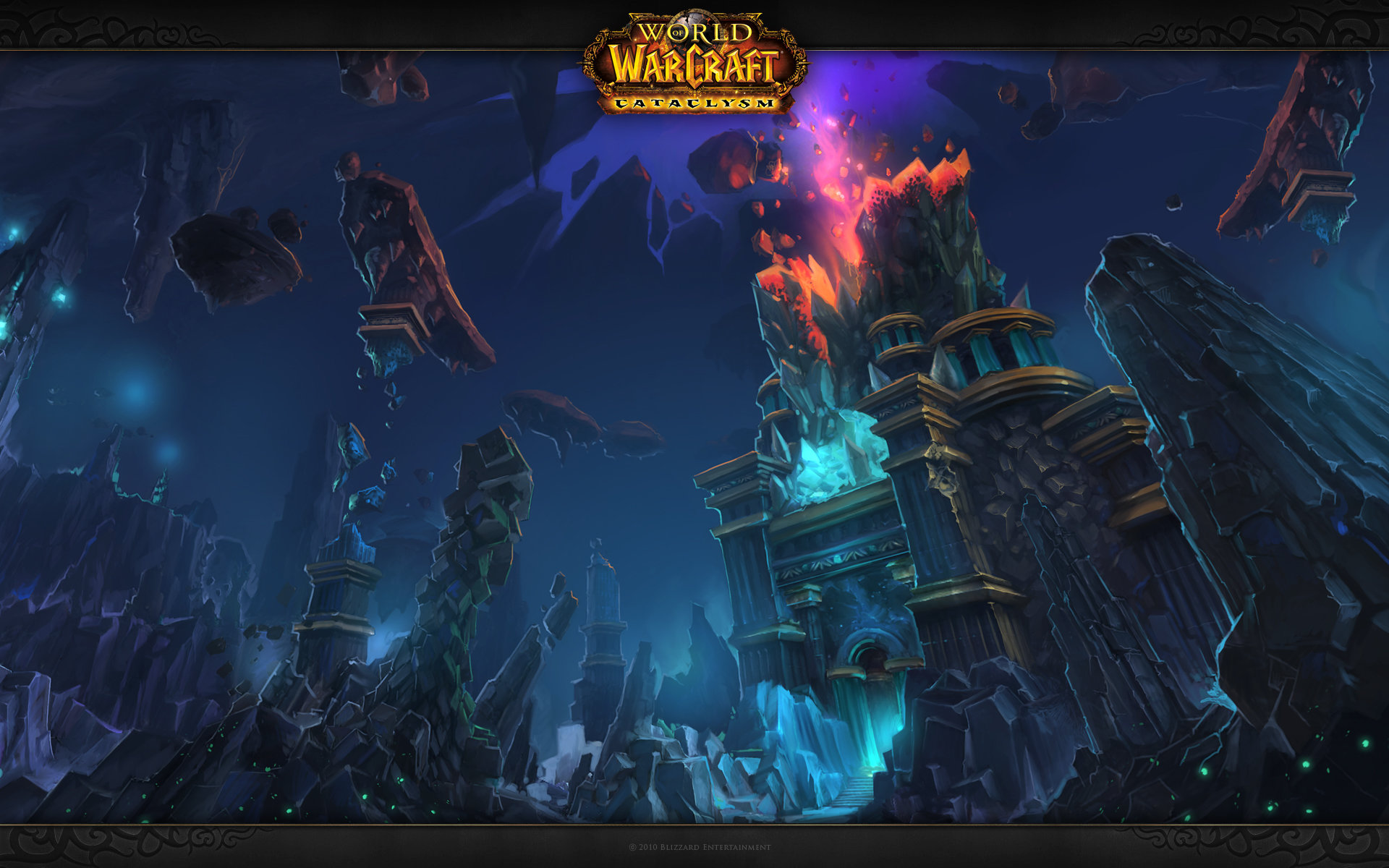 Download Hd 1920x1200 World Of Warcraft Cataclysm Pc