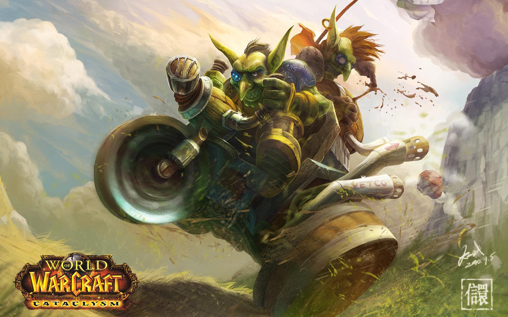 Warcraft henatai goblins porn scenes