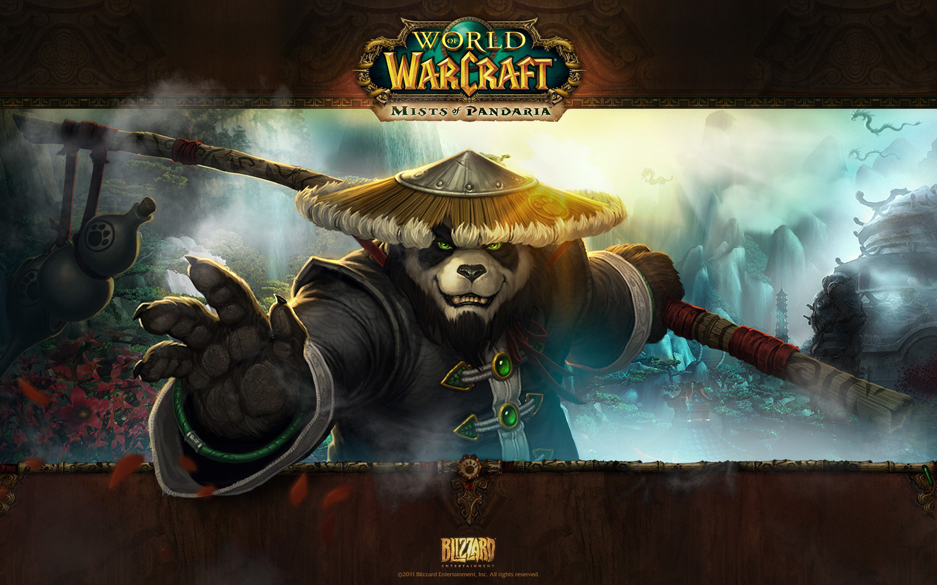 Awesome World Of Warcraft: Mists Of Pandaria free background ID:105636 for hd 1920x1200 PC