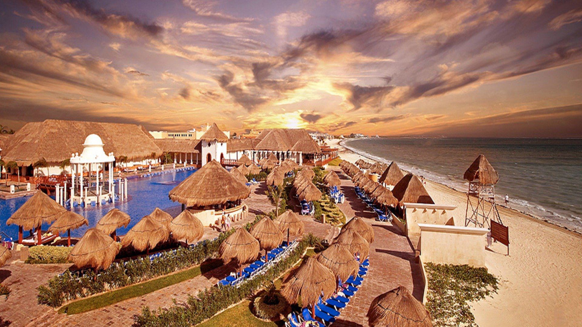 Cancun Wallpapers Hd For Desktop Backgrounds