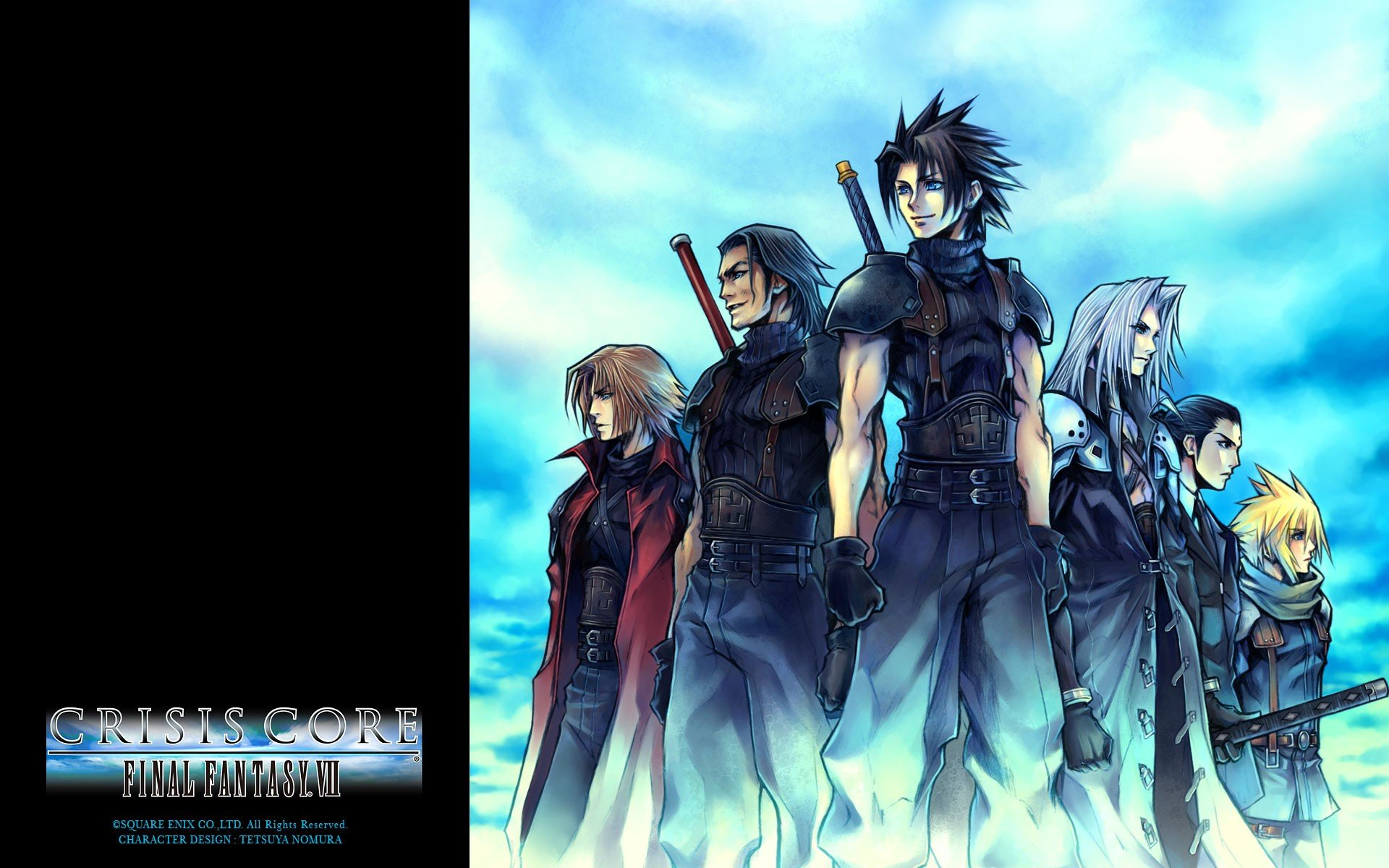 High Resolution Final Fantasy VII FF7 Hd 1920x1200 Wallpaper ID84242 For Computer