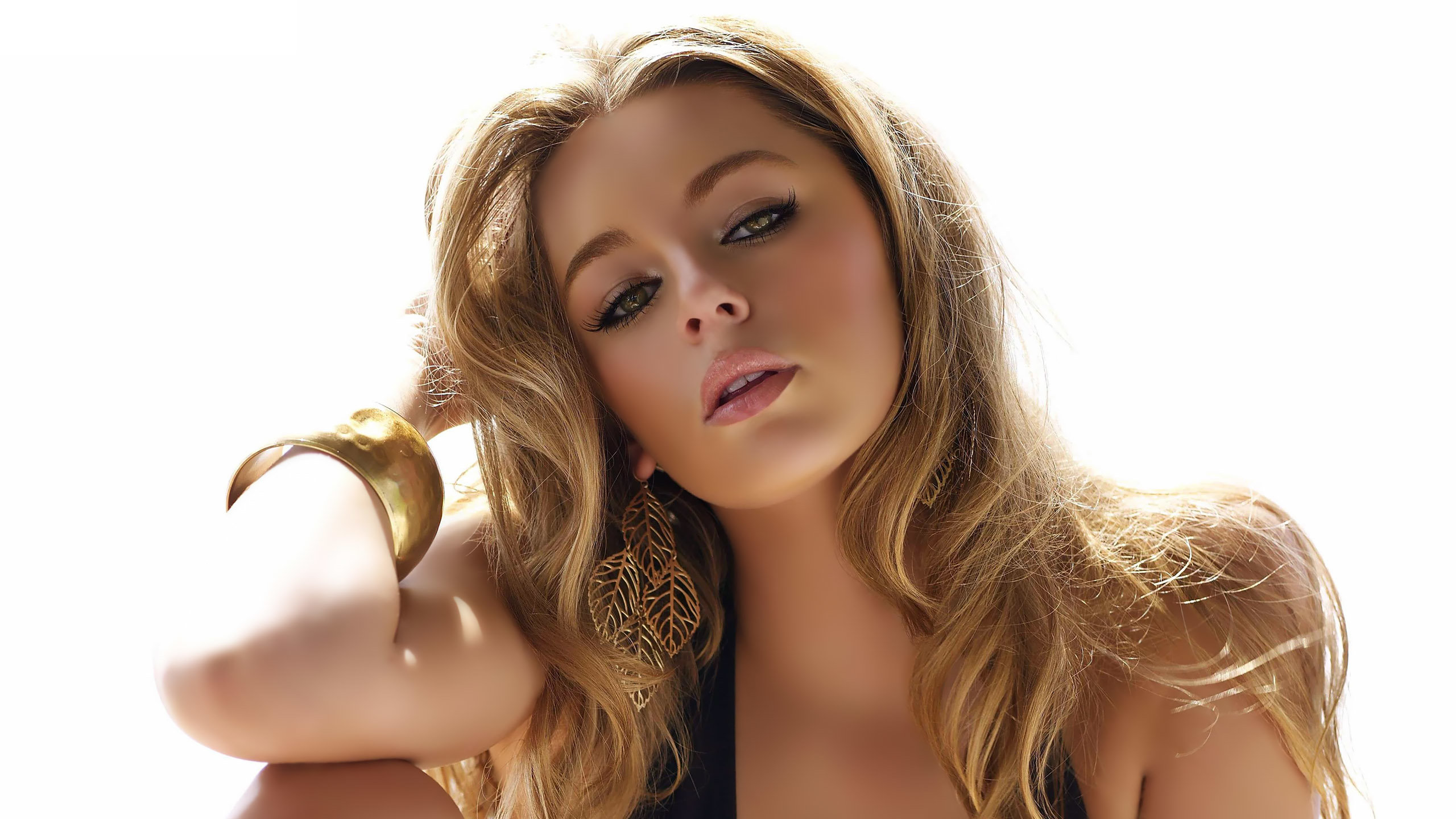 High resolution Keeley Hazell hd 2560x1440 wallpaper ID:34269 for PC