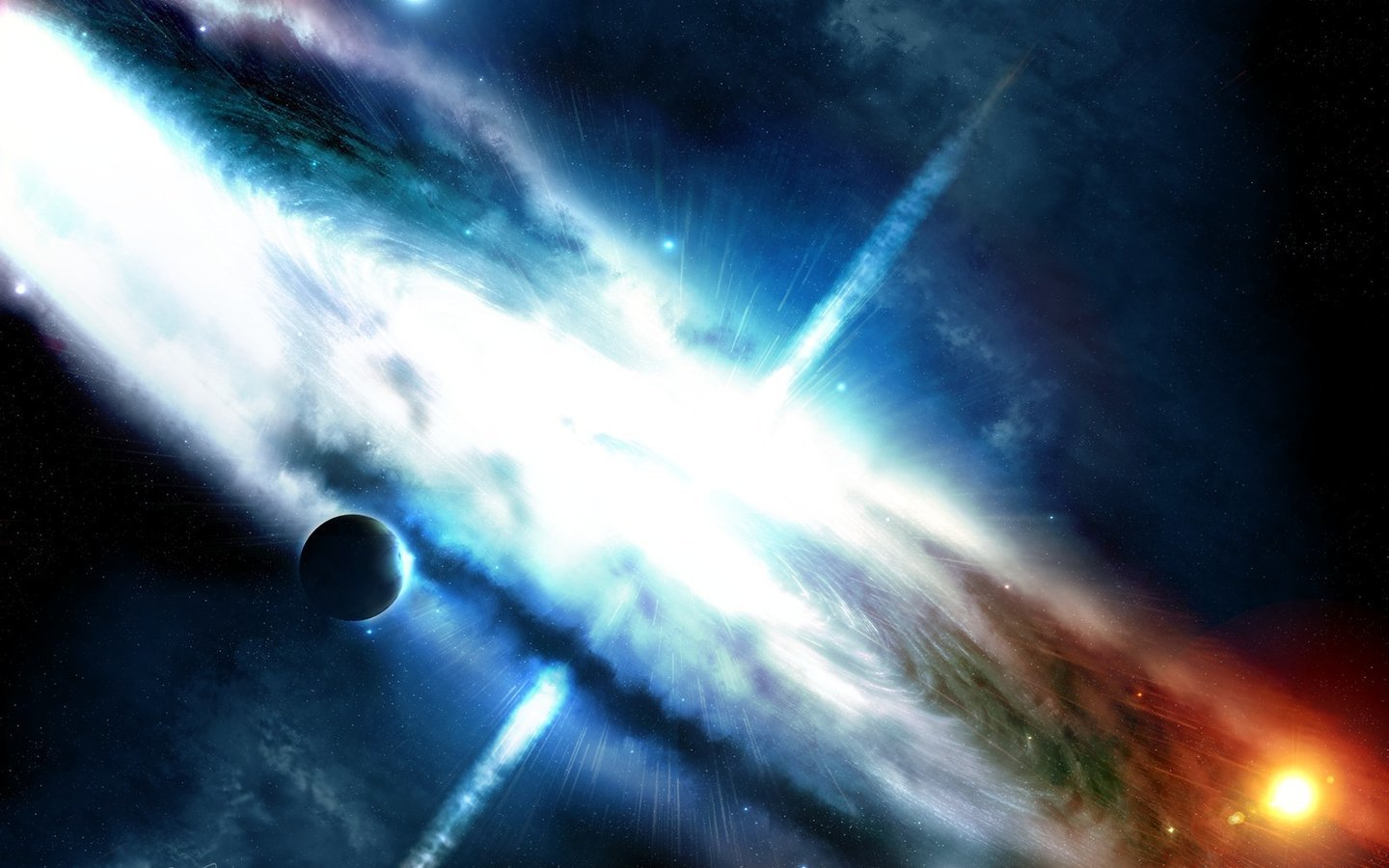 Free download Quasar background ID:445488 hd 1440x900 for desktop