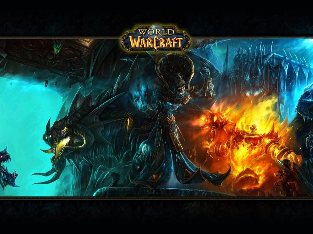 Awesome World Of Warcraft WOW Free Wallpaper ID245368 For Hd 1024x768 Desktop