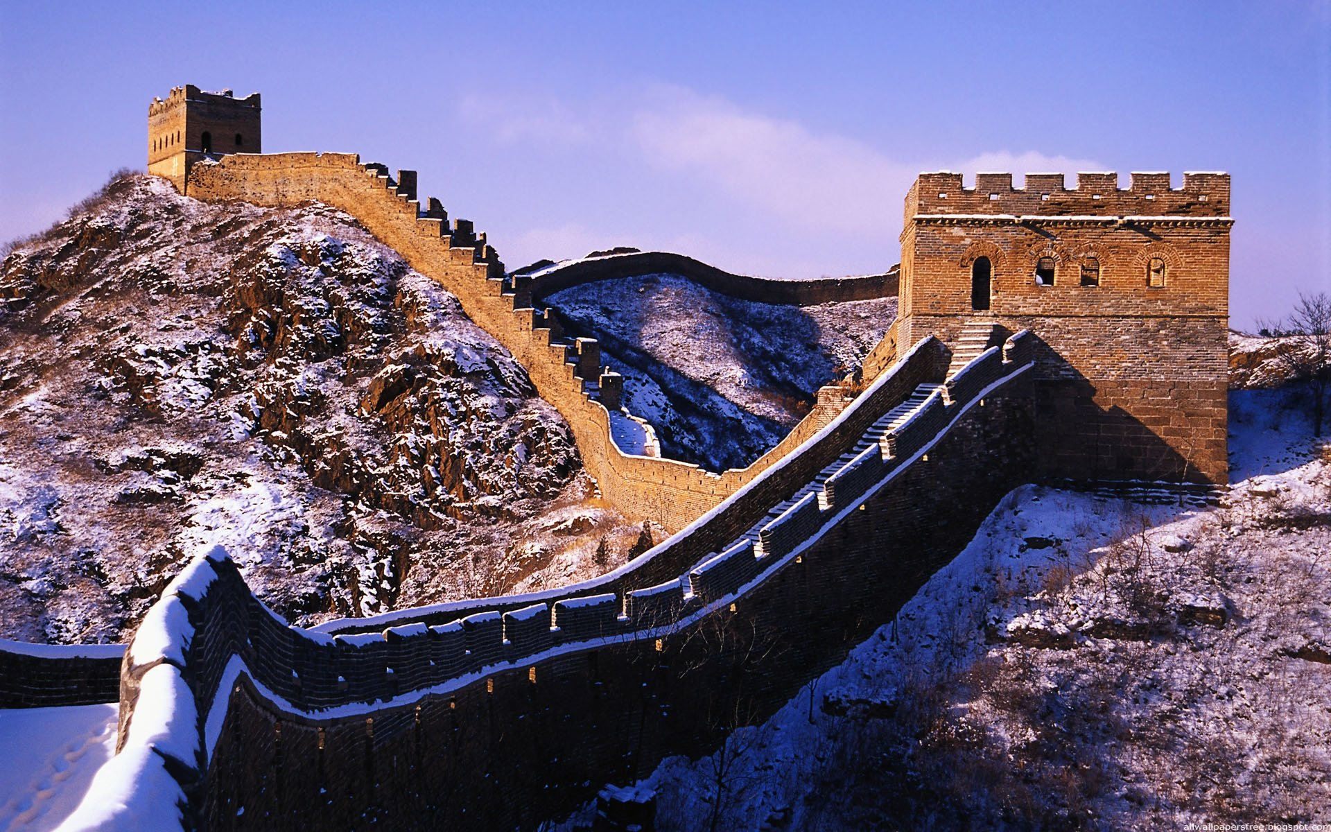 Best Great Wall Of China Background Id 492525 For High Resolution