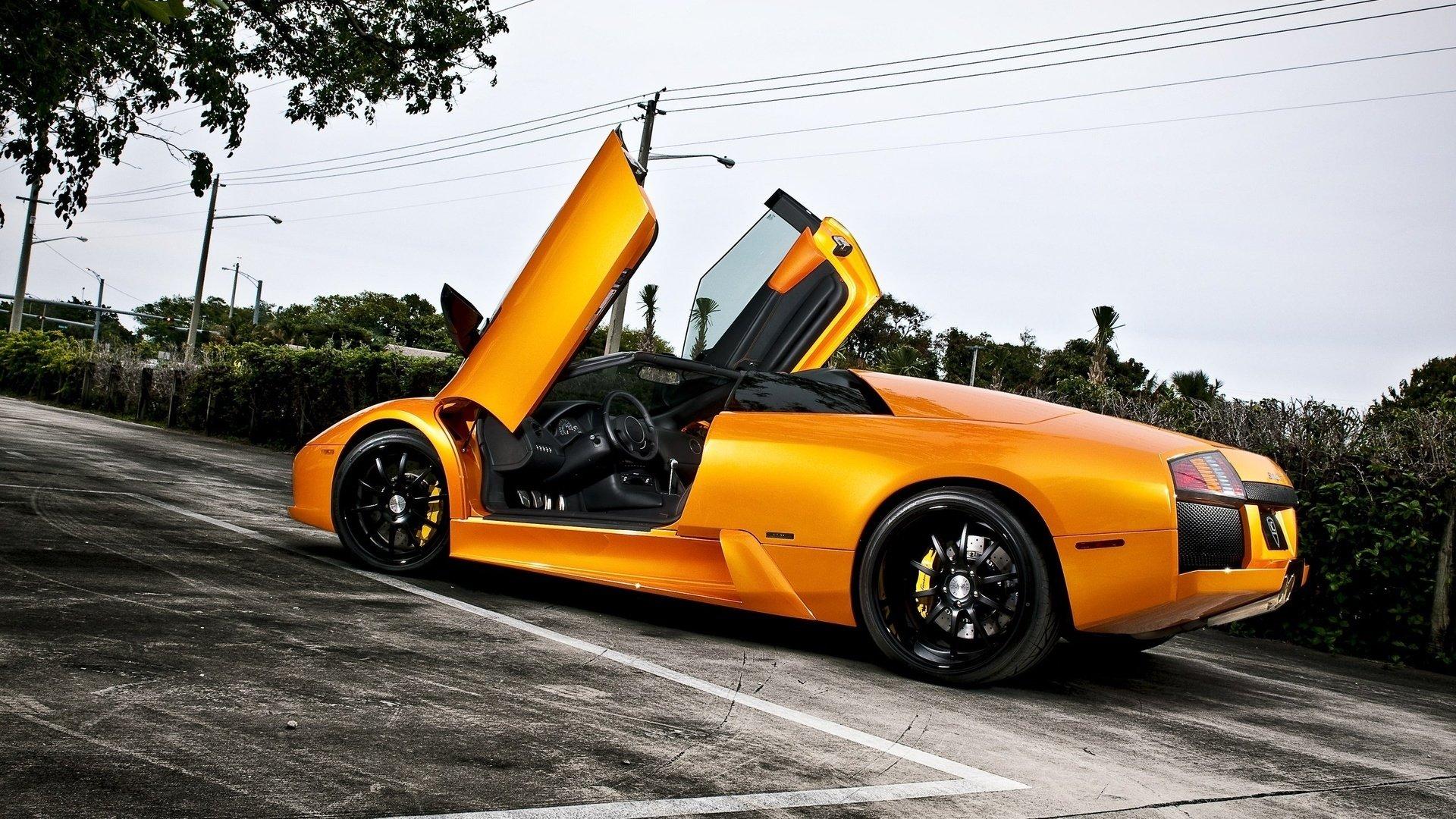 Download Hd 1080p Lamborghini Murcielago Desktop Wallpaper ID:155289 For  Free