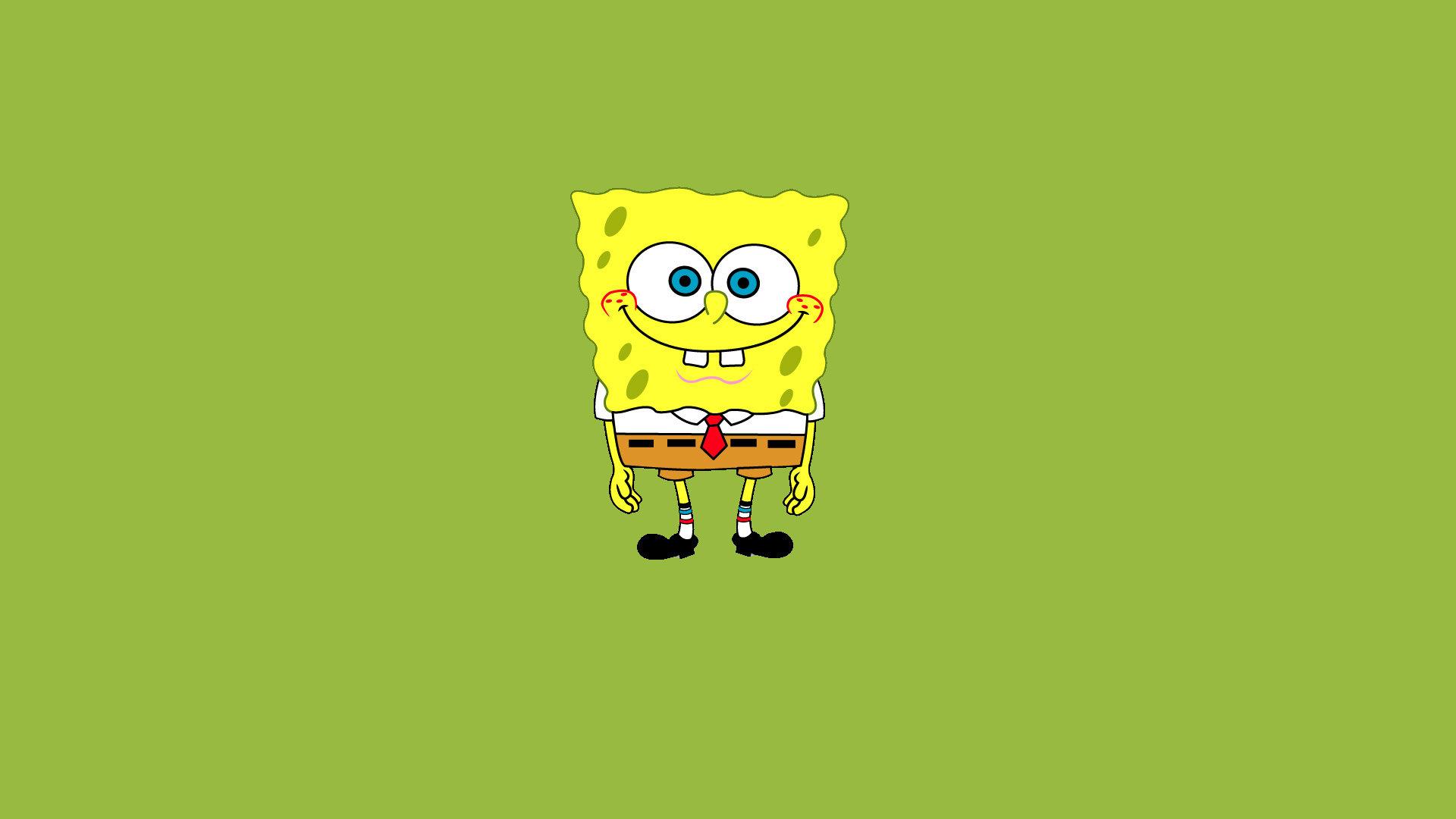 Download Full Hd 1920x1080 Spongebob Squarepants Desktop Background