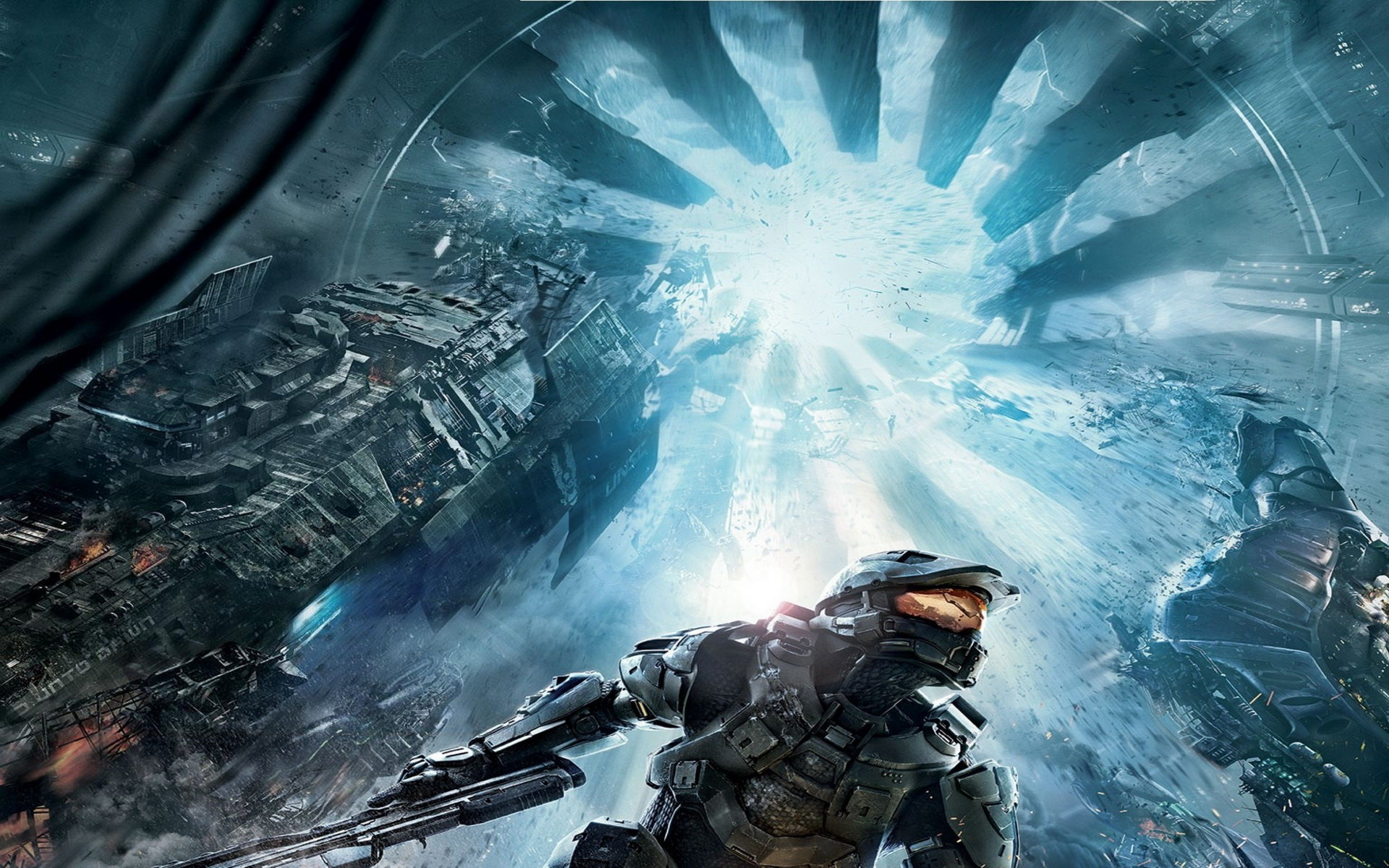 Free download Halo 4 wallpaper ID:278310 hd 1920x1200 for desktop