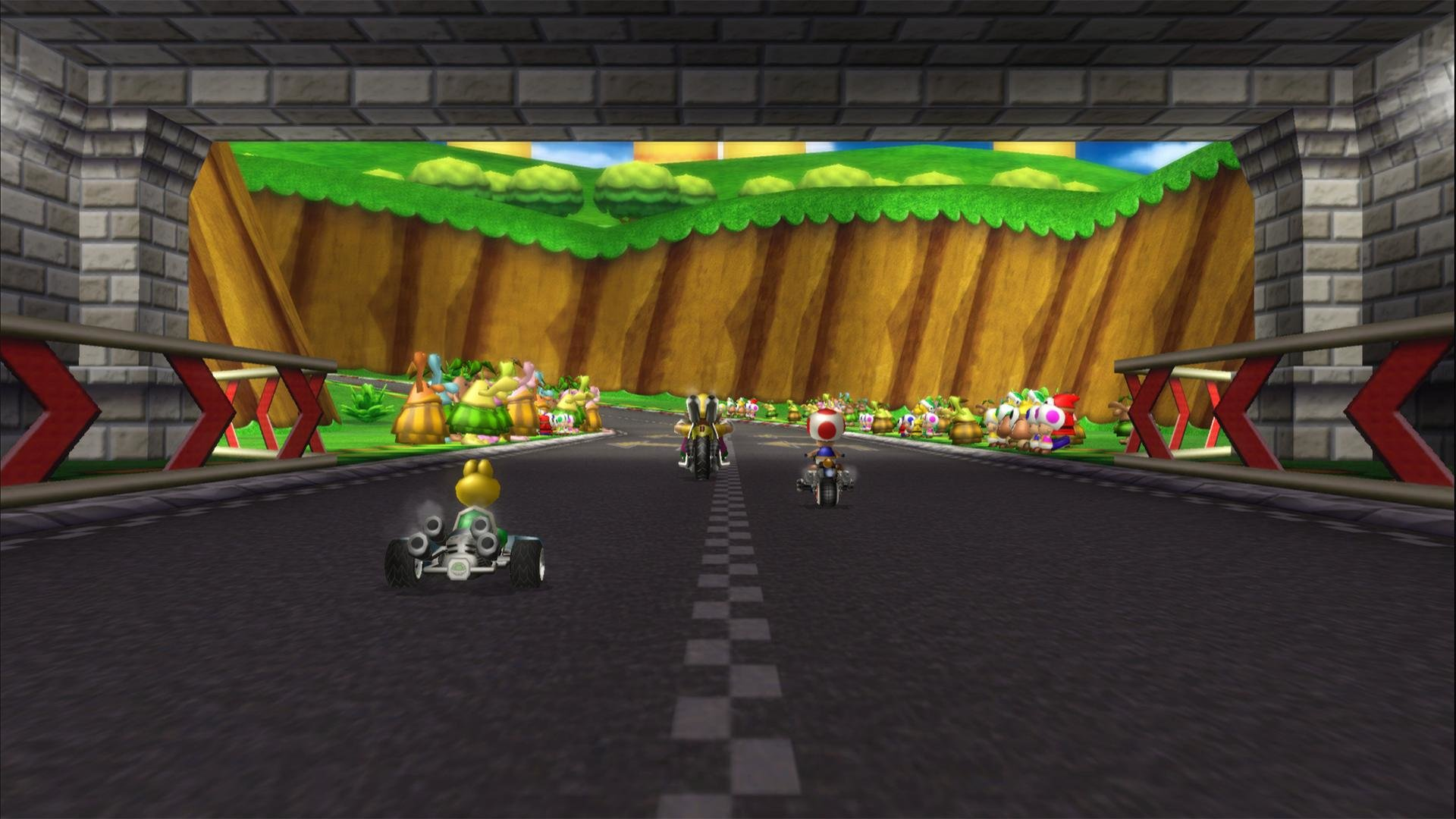 High resolution Mario Kart Wii 1080p background ID:324486 for PC