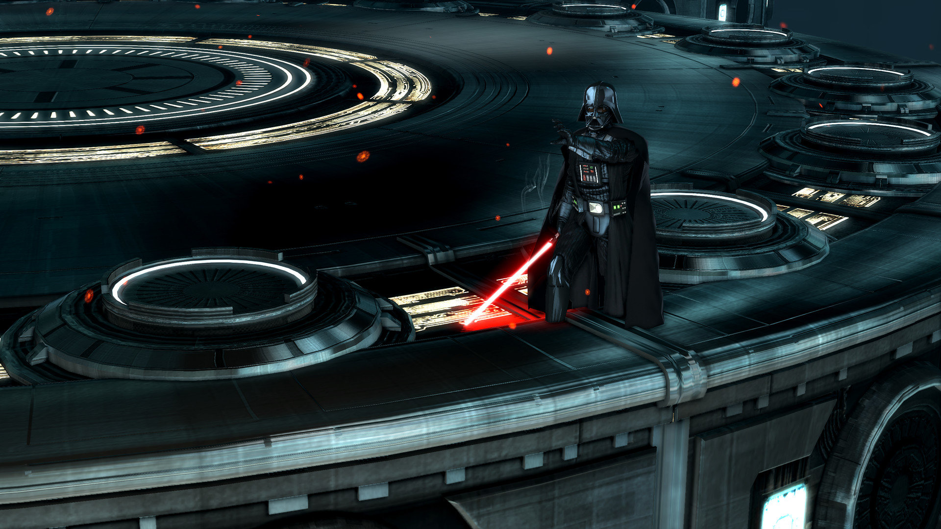awesome star wars: the force unleashed 2 free wallpaper id:300634