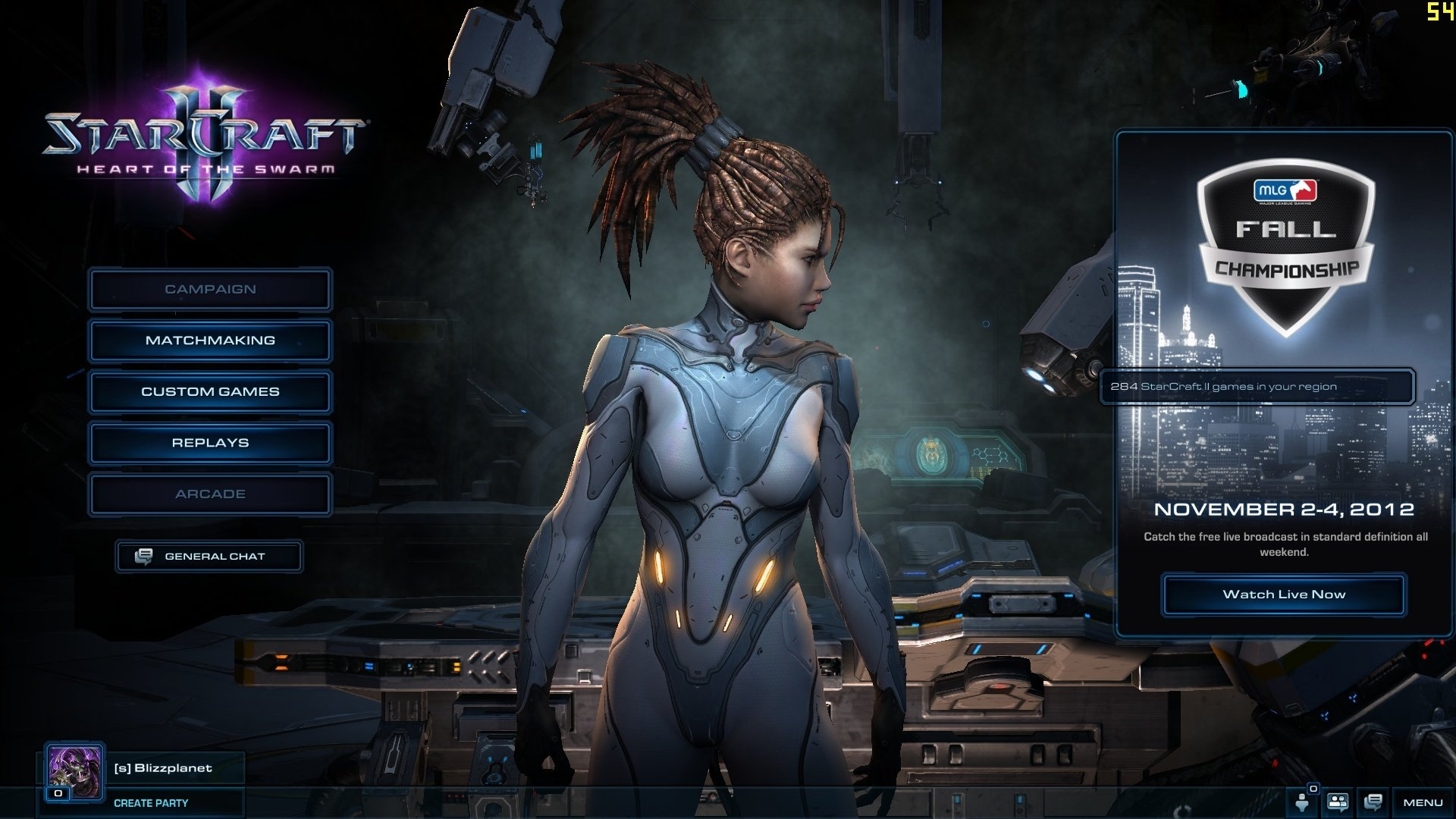 Download 1080p Starcraft 2 Heart Of The Swarm Pc Wallpaper