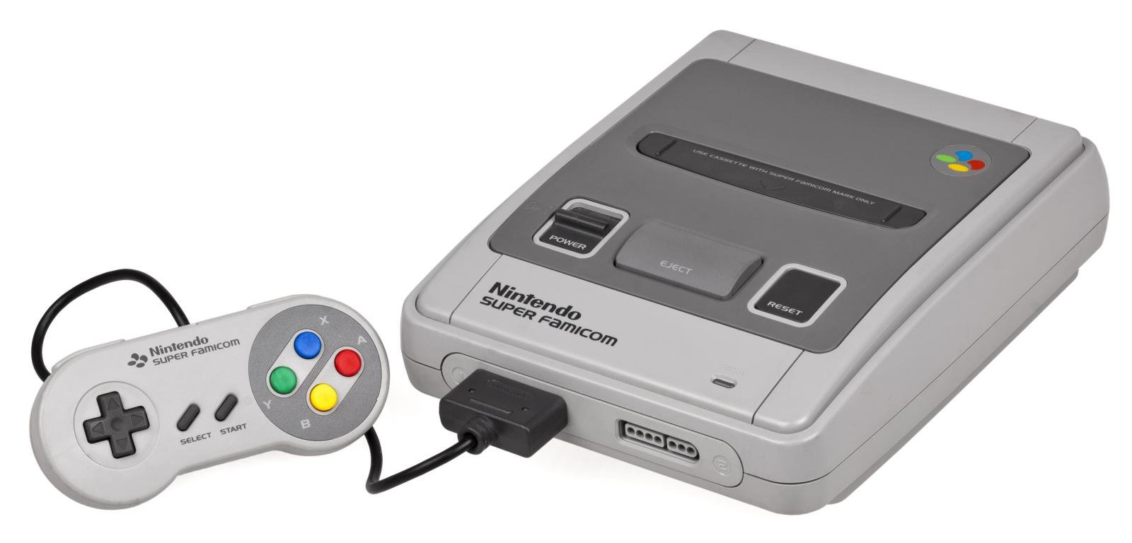 Awesome Super Nintendo free wallpaper ID:246767 for hd 1600x768 computer