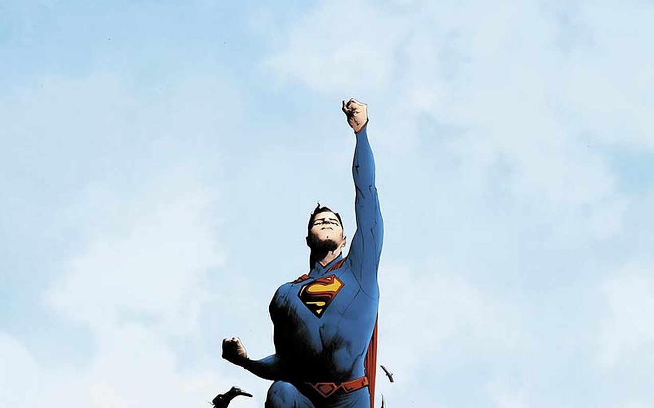 Awesome Superman free wallpaper ID:456187 for hd 1280x800 desktop