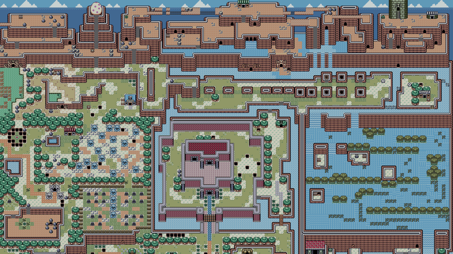 The Legend Of Zelda Links Awakening Wallpapers 1920x1080 Full Hd