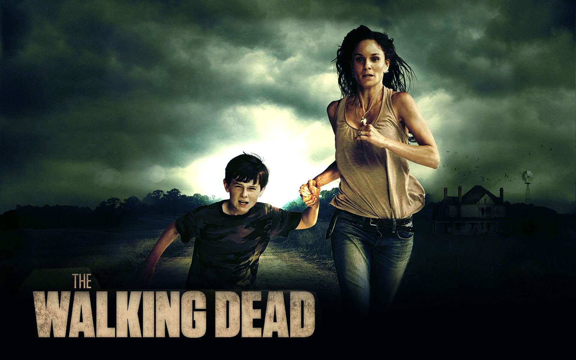 Free download The Walking Dead background ID:190332 hd 1920x1200 for PC