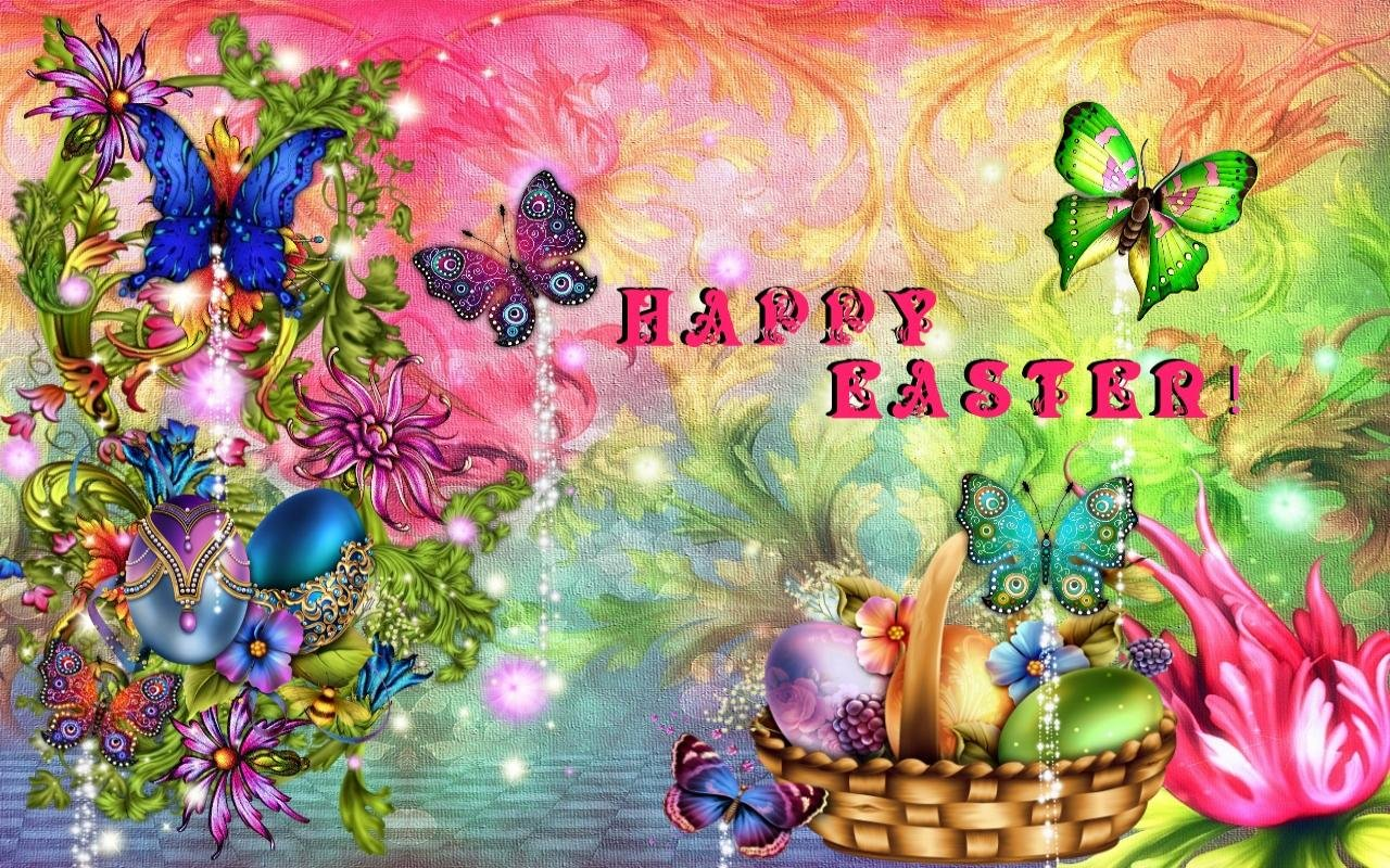 Awesome Easter free background ID:324610 for hd 1280x800 computer