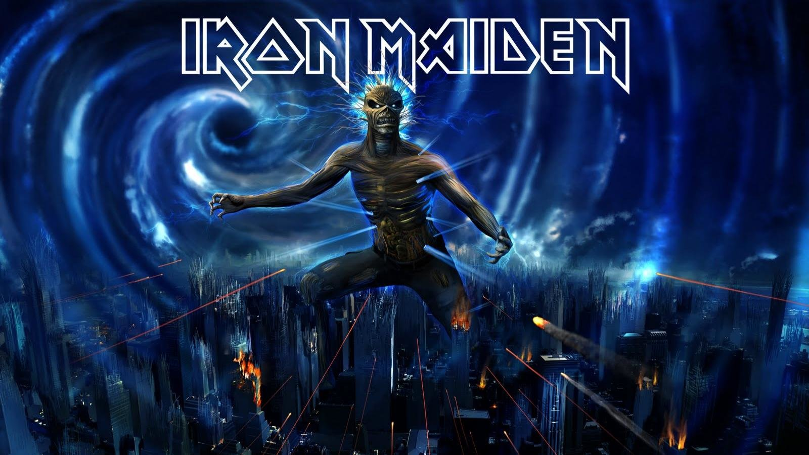 Free Iron Maiden High Quality Wallpaper Id72435 For Hd