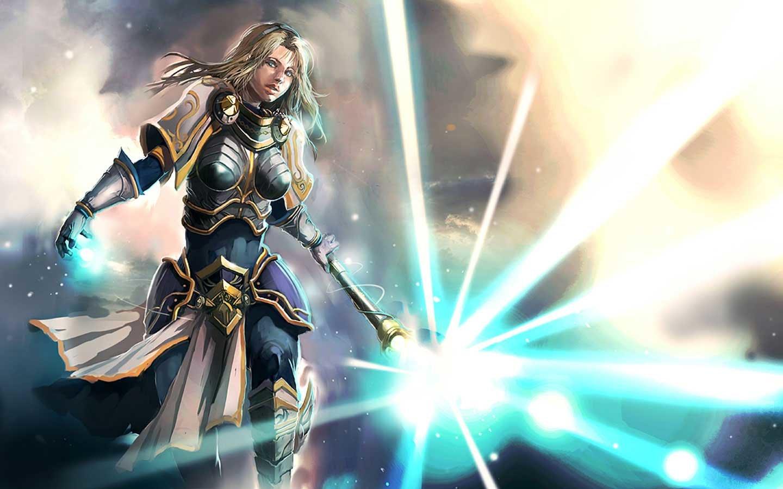 Lux League Of Legends Wallpapers 1440x900 Desktop Backgrounds