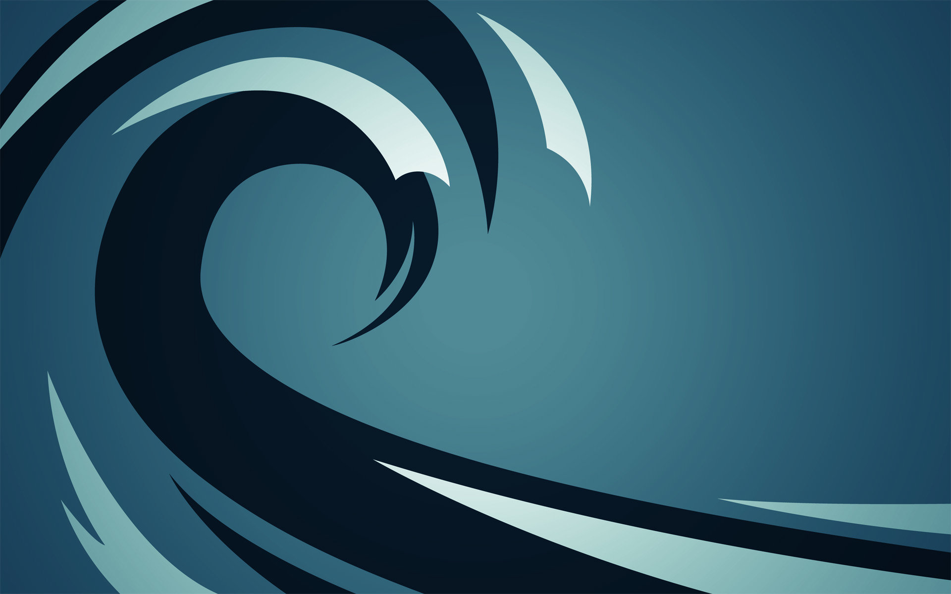 Download hd 1920x1200 Abstract wave desktop wallpaper ID:450948 for free