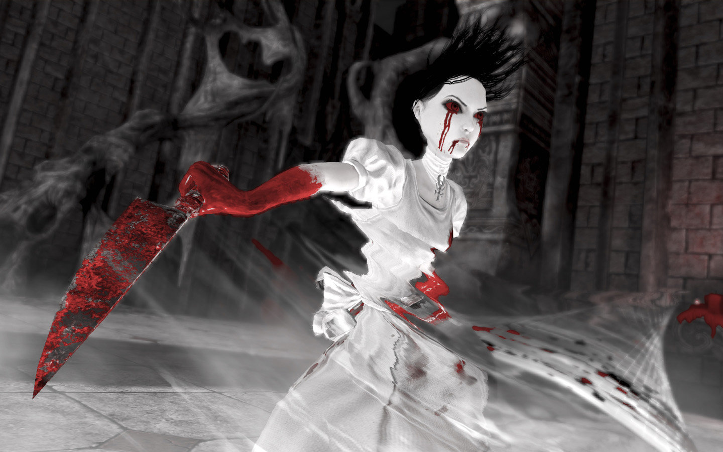 Best Alice: Madness Returns background ID:27518 for High Resolution hd 1440x900 desktop