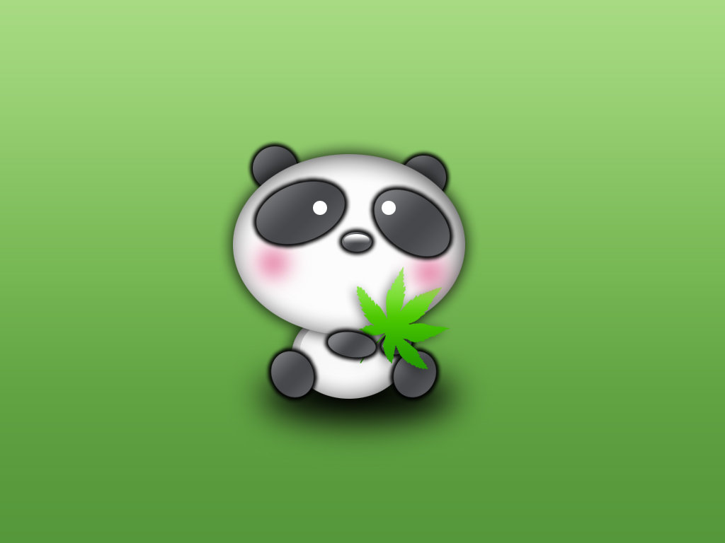 Awesome Panda free background ID:300398 for hd 1024x768 PC