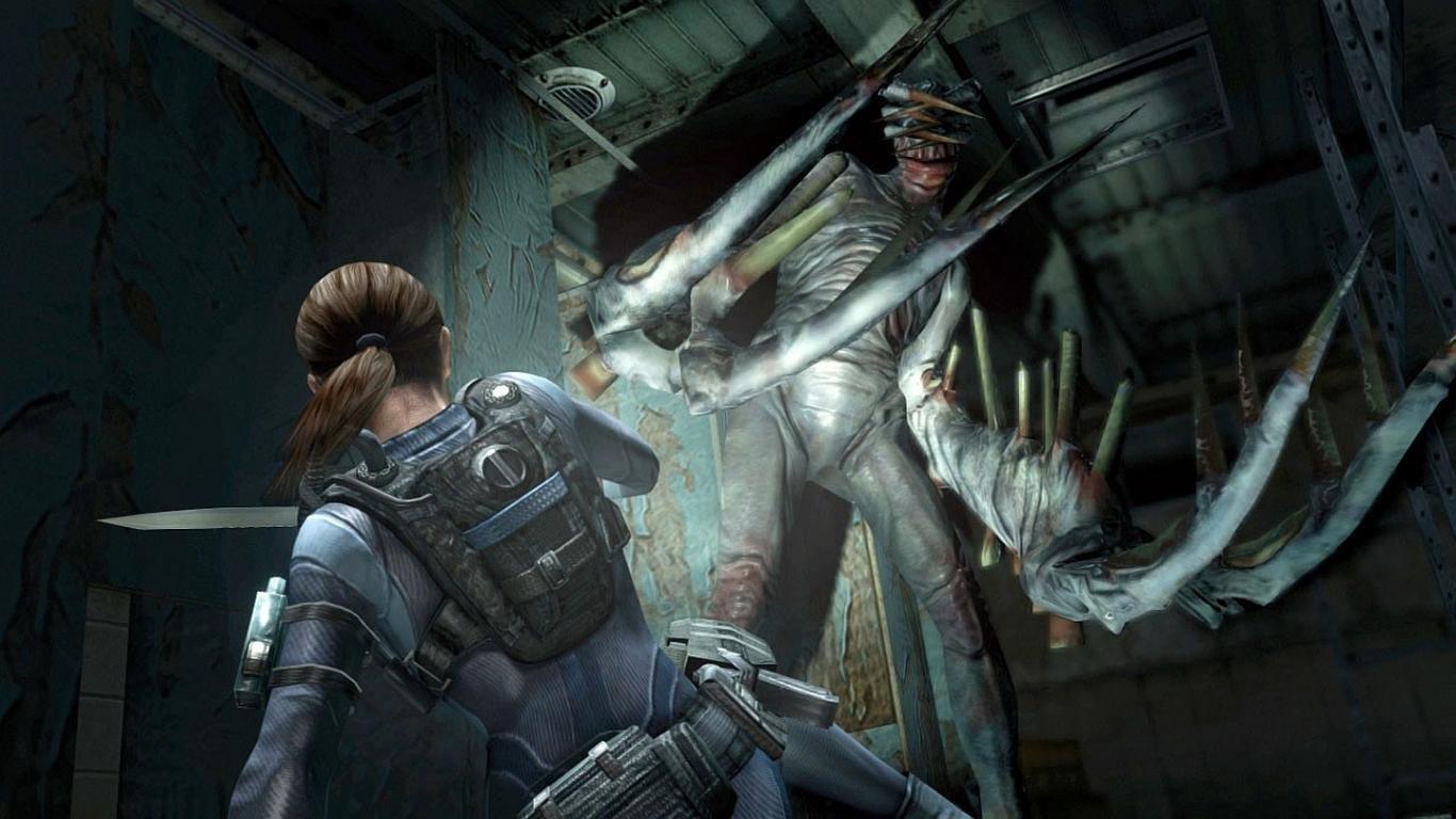 Best Resident Evil Revelations Wallpaper Id 10808 For High