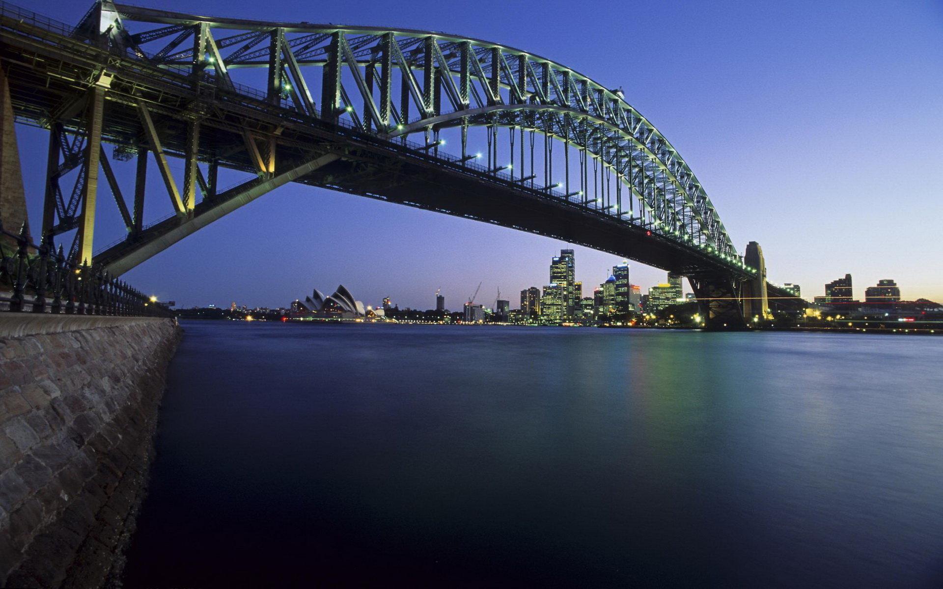 Sydney Harbour Bridge Wallpapers Hd For Desktop Backgrounds