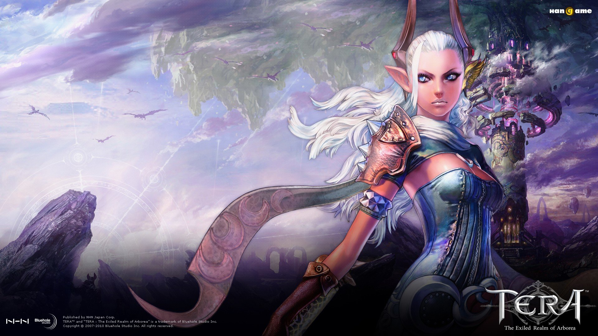 Best Tera background ID:233954 for High Resolution full hd PC