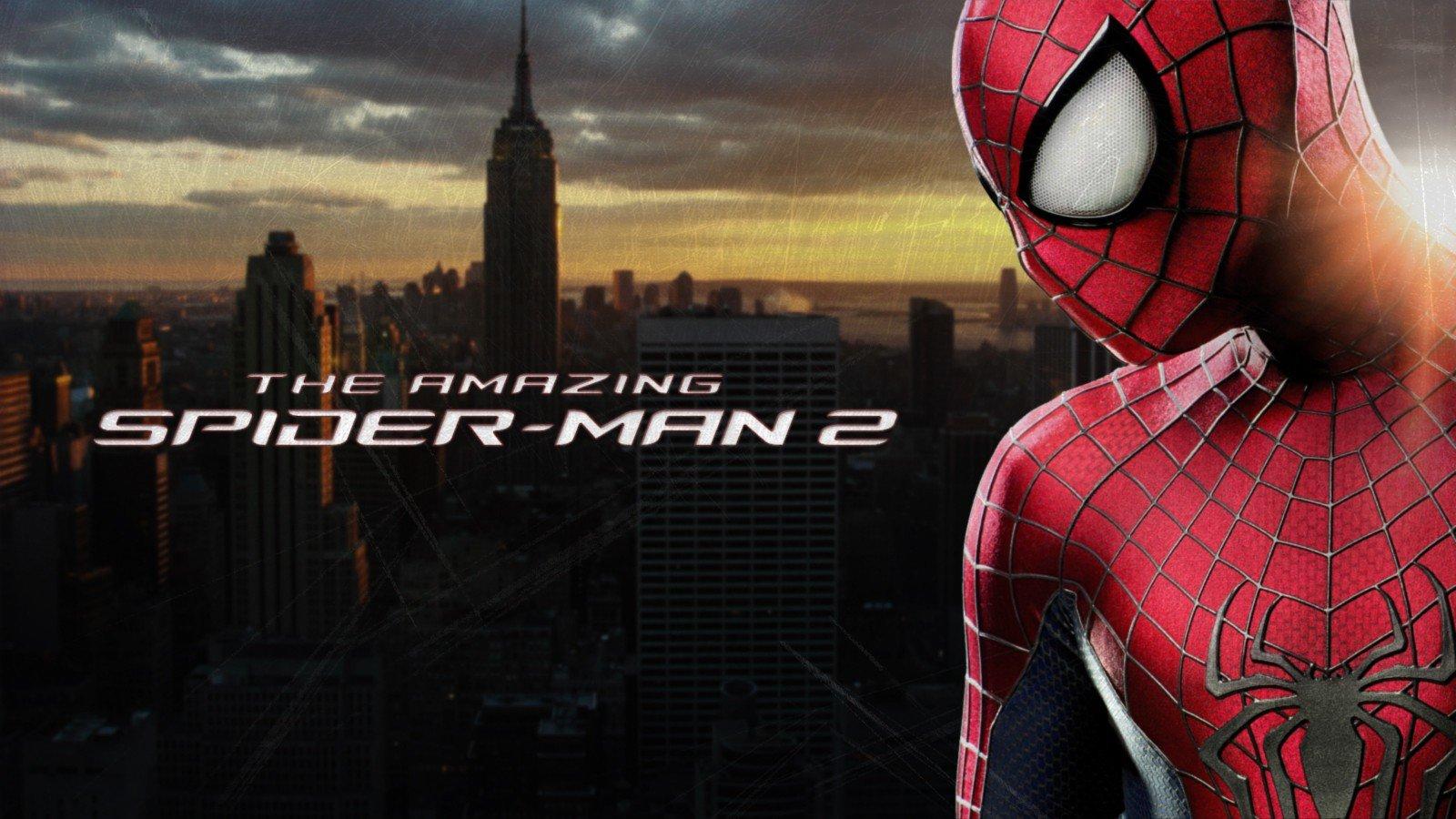 The Amazing Spider Man 2 Wallpapers 1600x900 Desktop Backgrounds