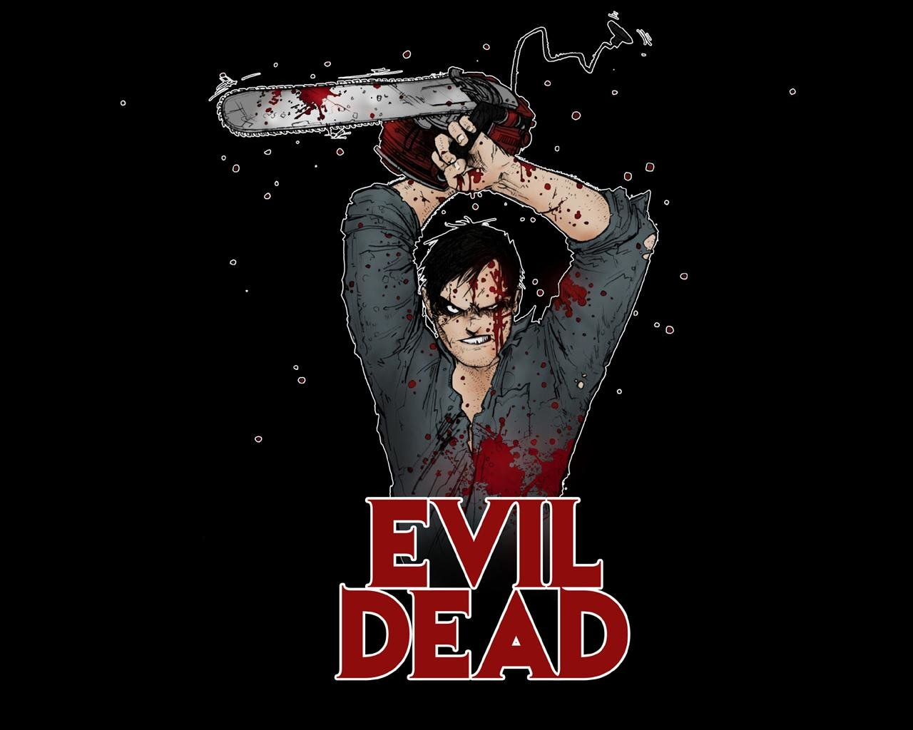 Free Download The Evil Dead Background ID72726 Hd 1280x1024 For Computer