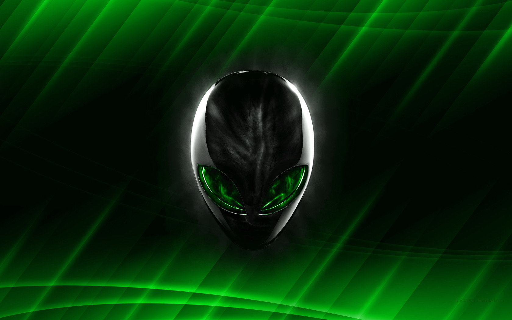 Awesome Alienware free wallpaper ID:385780 for hd 1680x1050 PC