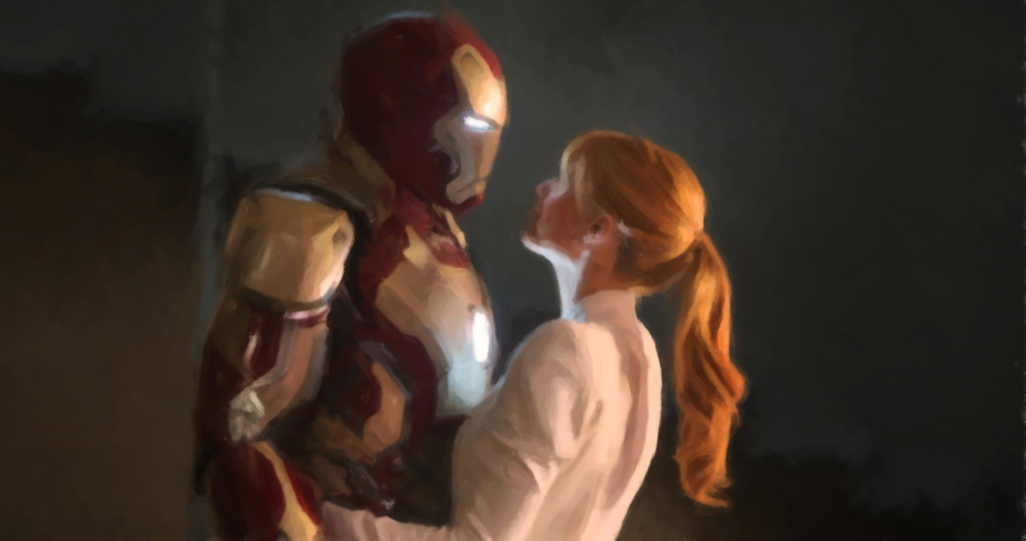 Download hd 2048x1080 Iron Man 3 PC wallpaper ID:400906 for free