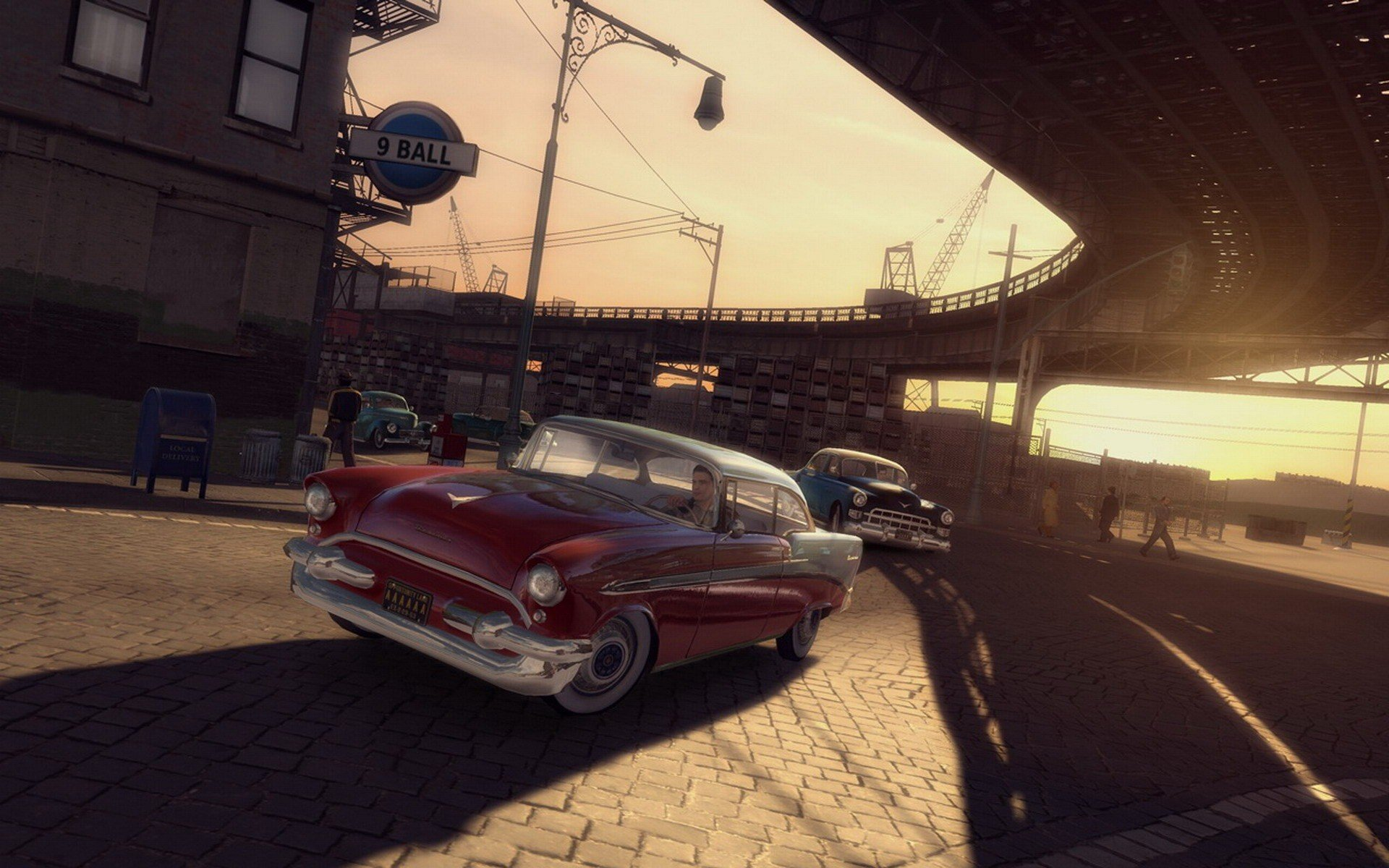 Download Hd 1920x1200 Mafia 2 Desktop Background Id319660