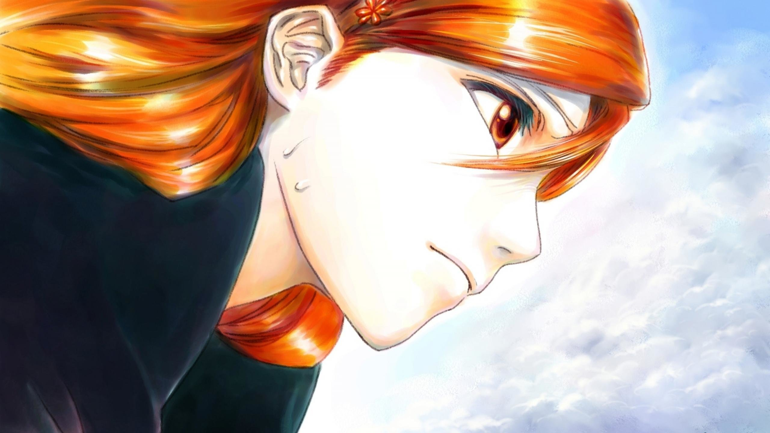 High resolution Orihime Inoue hd 2560x1440 wallpaper ID:419184 for desktop