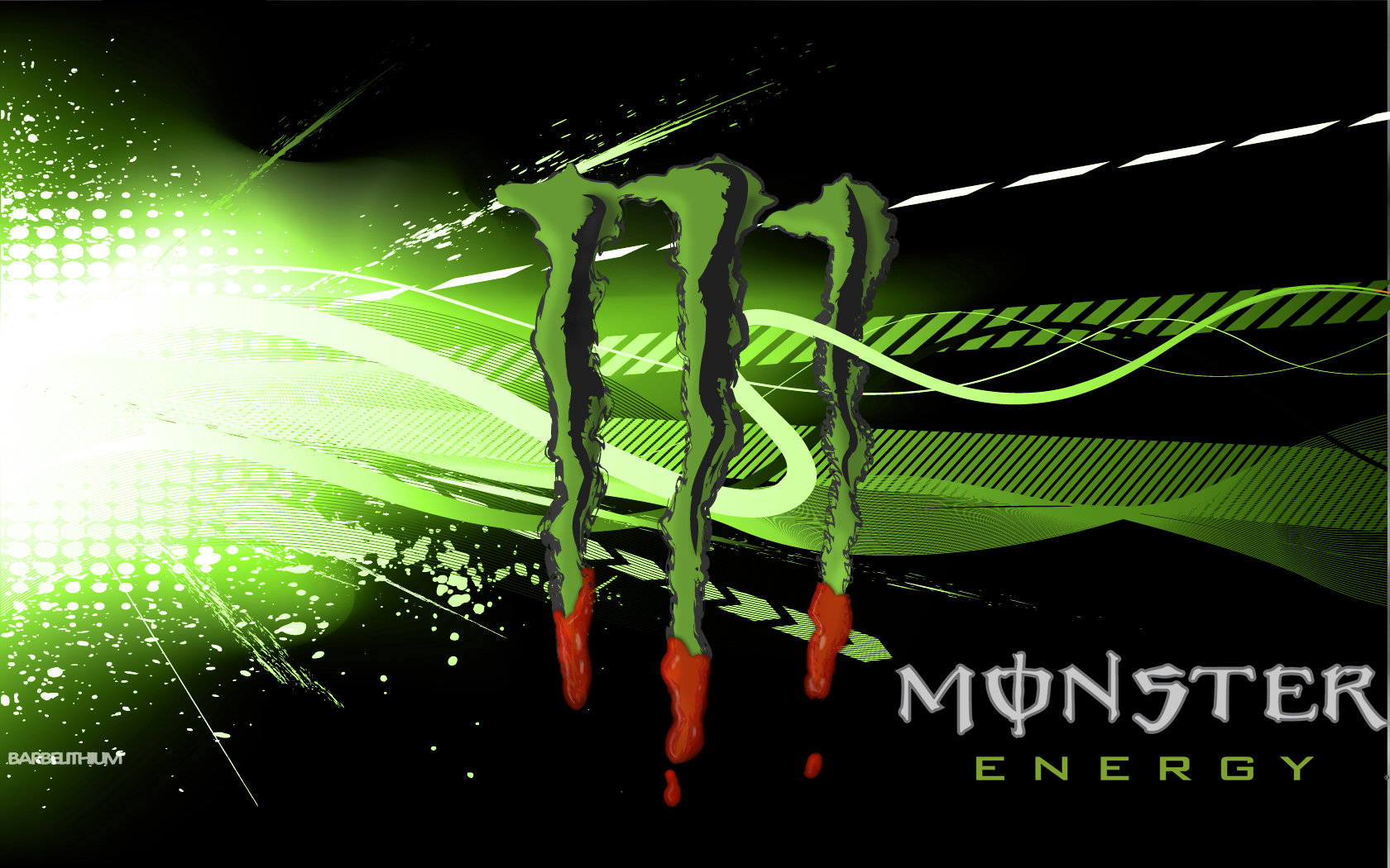 High resolution Monster Energy hd 1680x1050 wallpaper ID:254291 for computer
