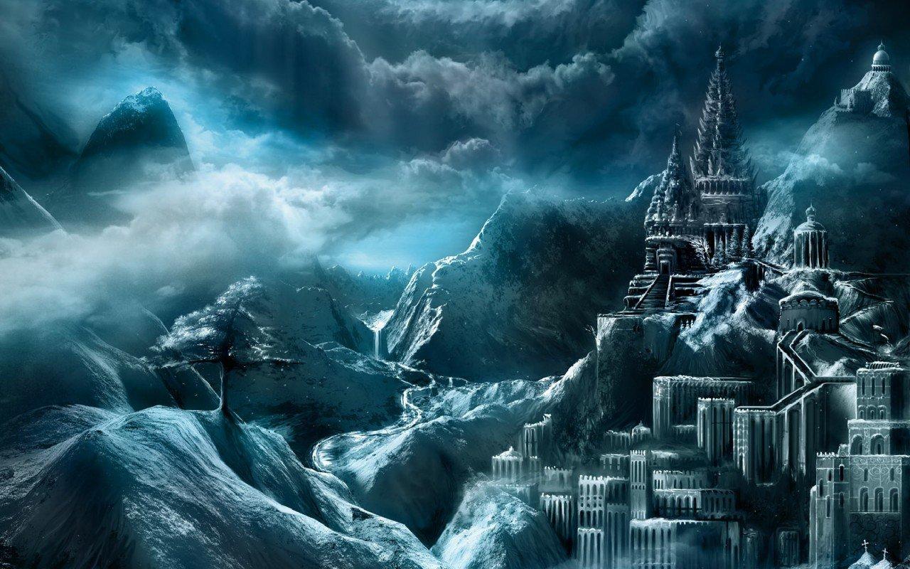 Free Download Fantasy Castle Wallpaper Id236404 Hd 1280x800