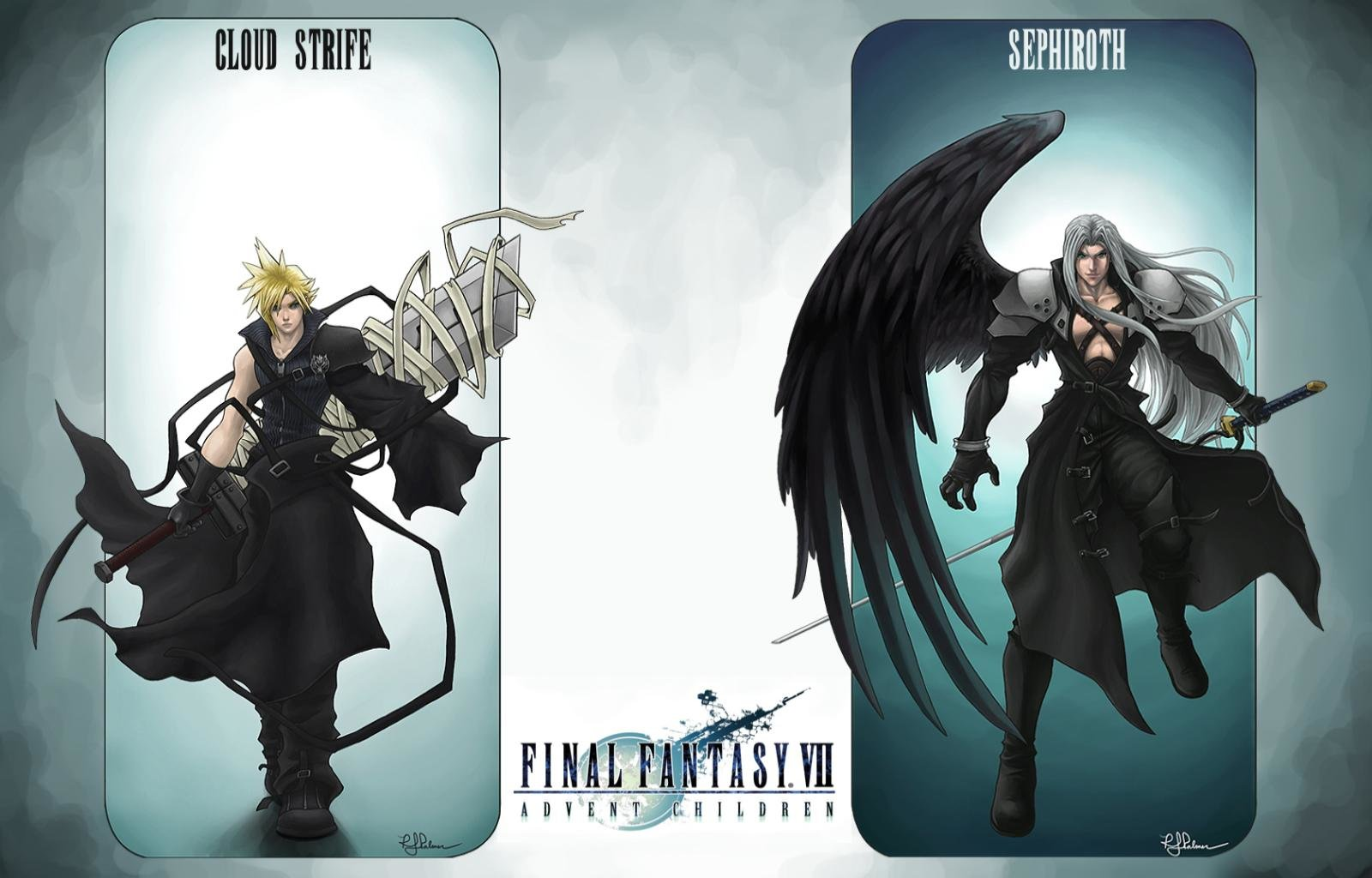 Final Fantasy Vii Ff7 Wallpapers Hd For Desktop Backgrounds
