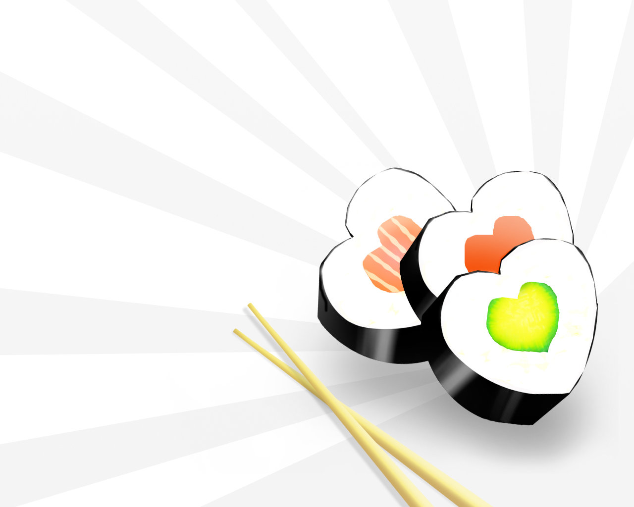 High resolution Sushi hd 1280x1024 background ID:232361 for PC