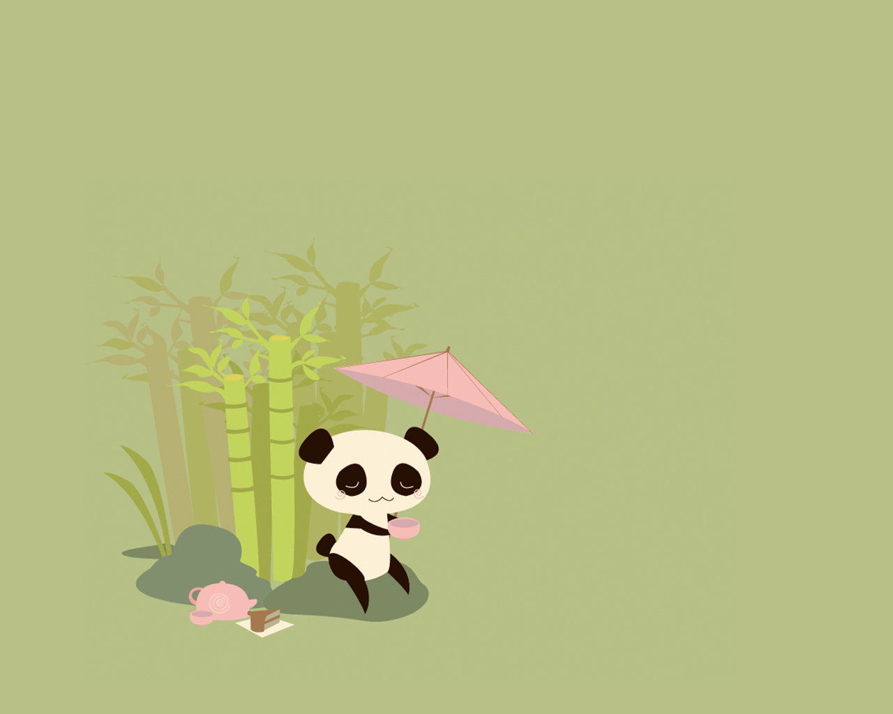 Free download Panda wallpaper ID:300415 hd 1280x1024 for computer