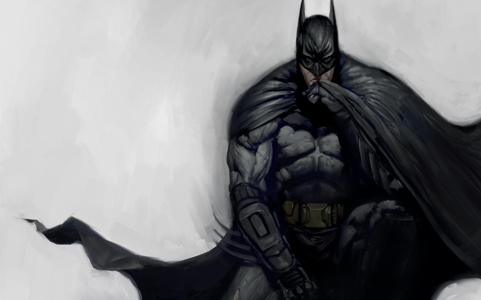 Batman Arkham City Wallpapers 1680x1050 Desktop Backgrounds