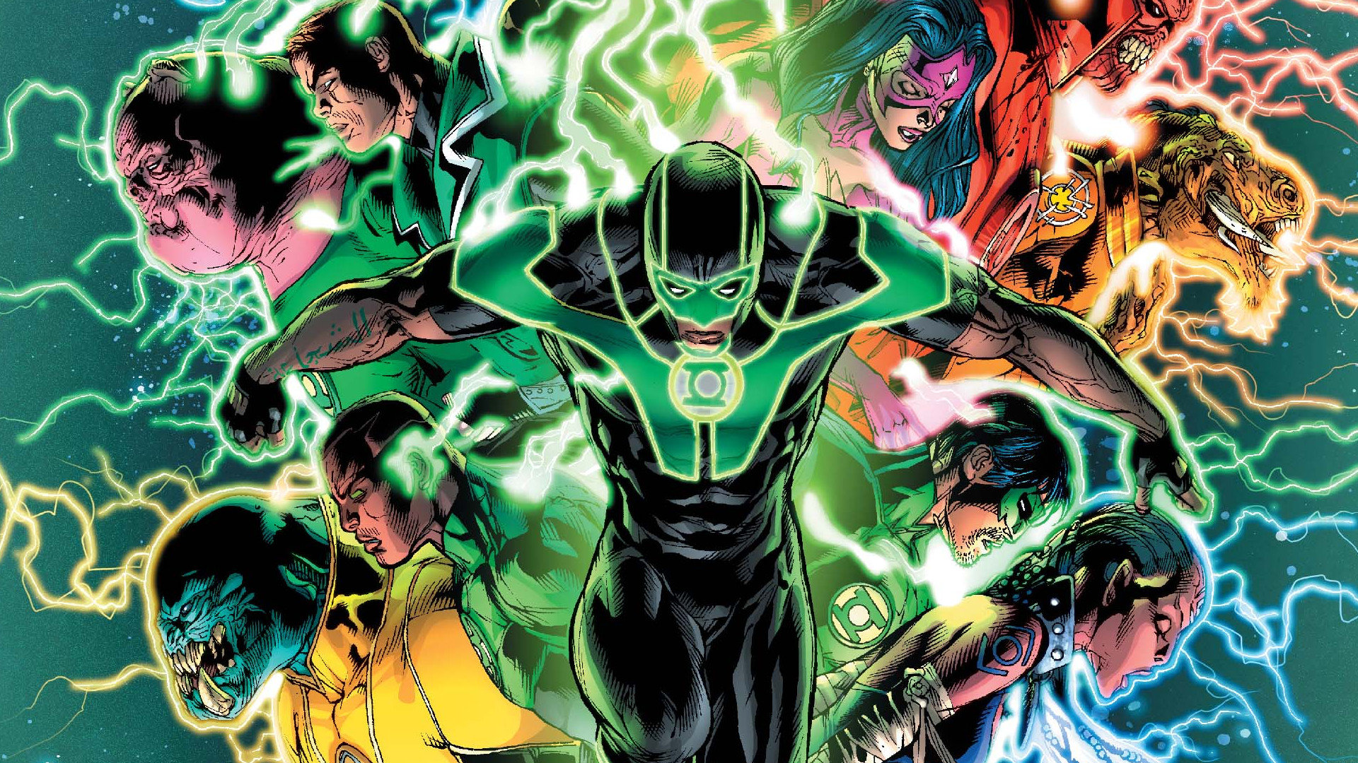 Free Green Lantern Corps high quality wallpaper ID:277495 for full hd desktop