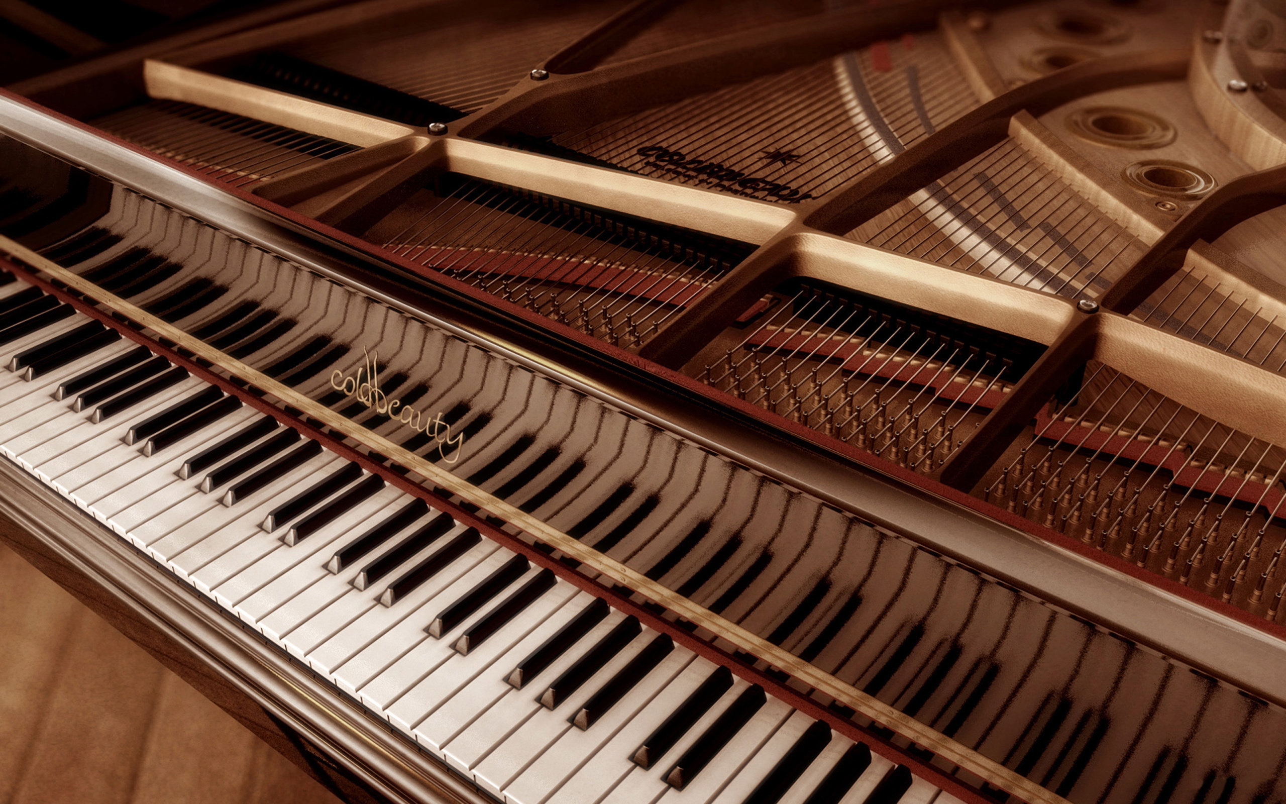 Best Piano Background Id 391485 For High Resolution Hd 2560x1600 Desktop