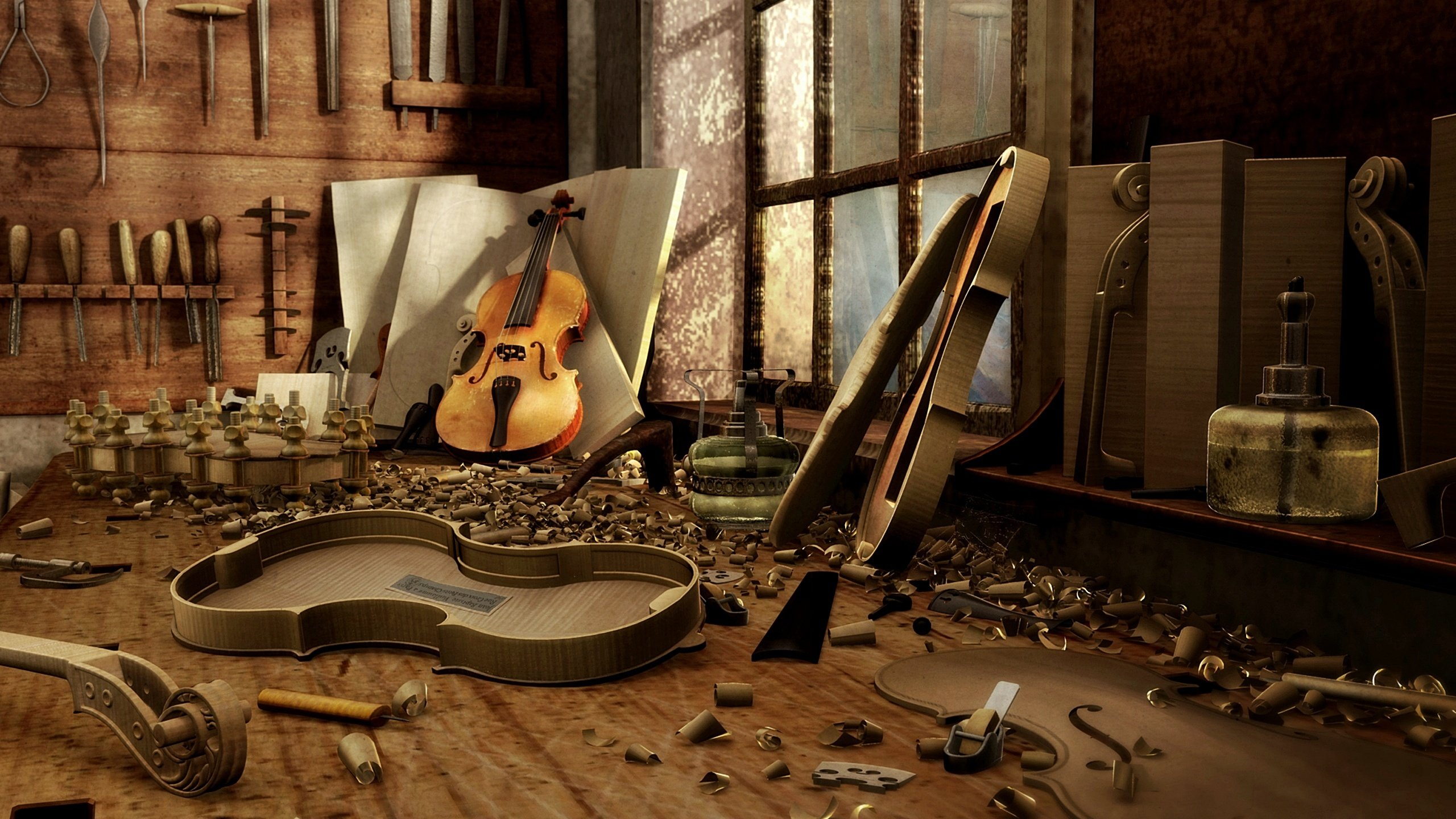 Best Violin background ID:53523 for High Resolution hd 2560x1440 PC