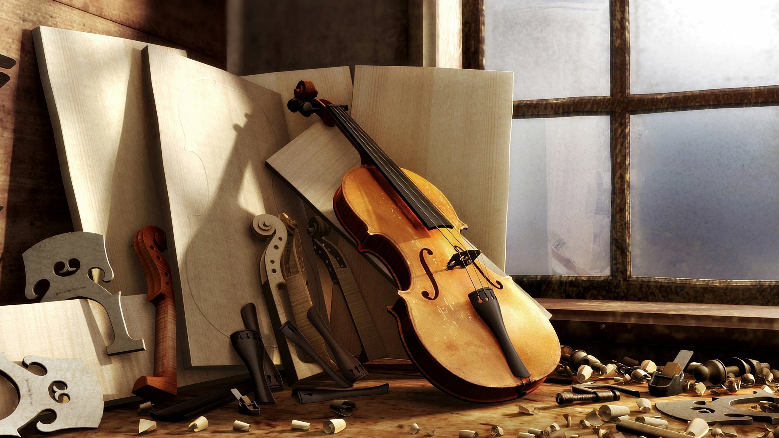 Best Violin background ID:53530 for High Resolution hd 2560x1440 desktop