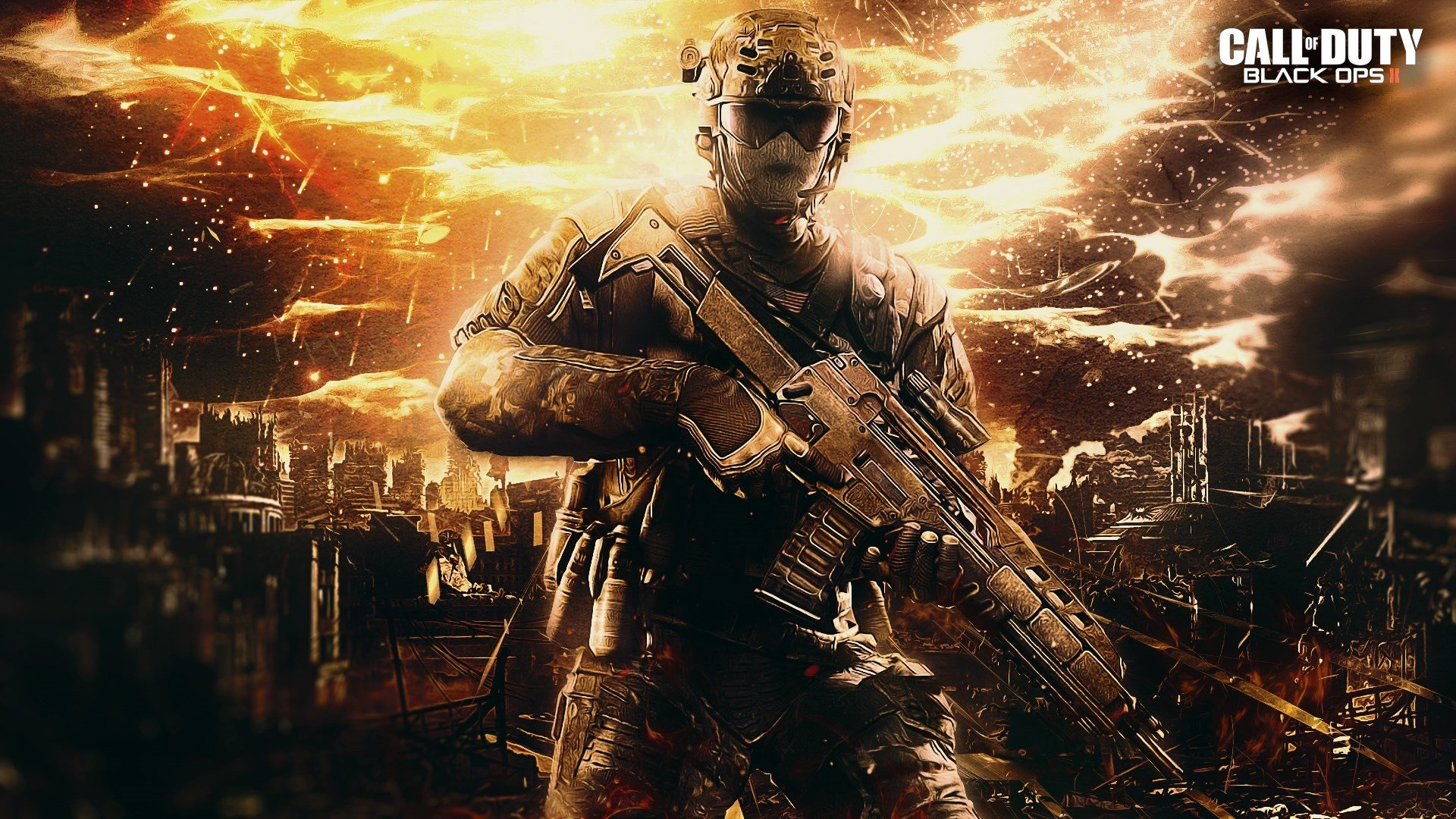 High Resolution Call Of Duty: Black Ops 2 Hd 1920x1080