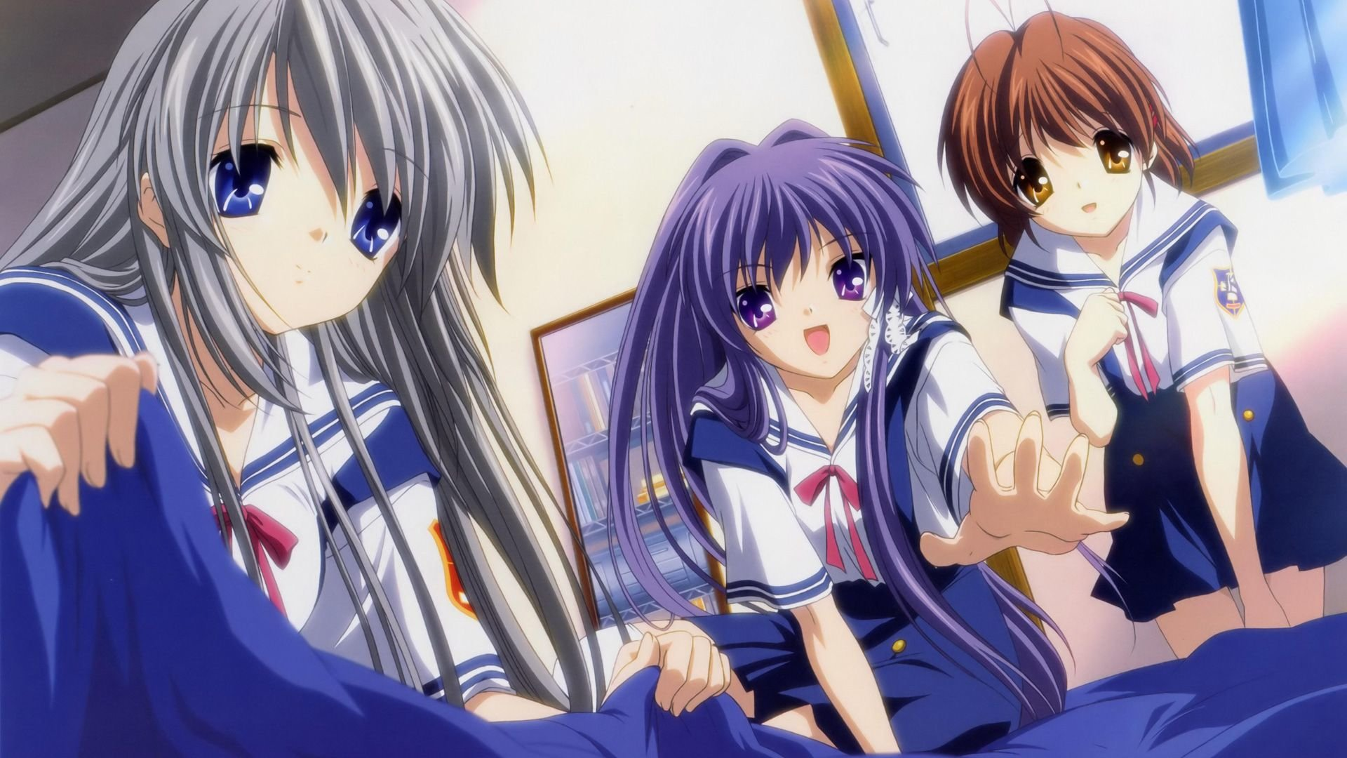 Free download Clannad wallpaper ID:316694 full hd 1920x1080 for computer